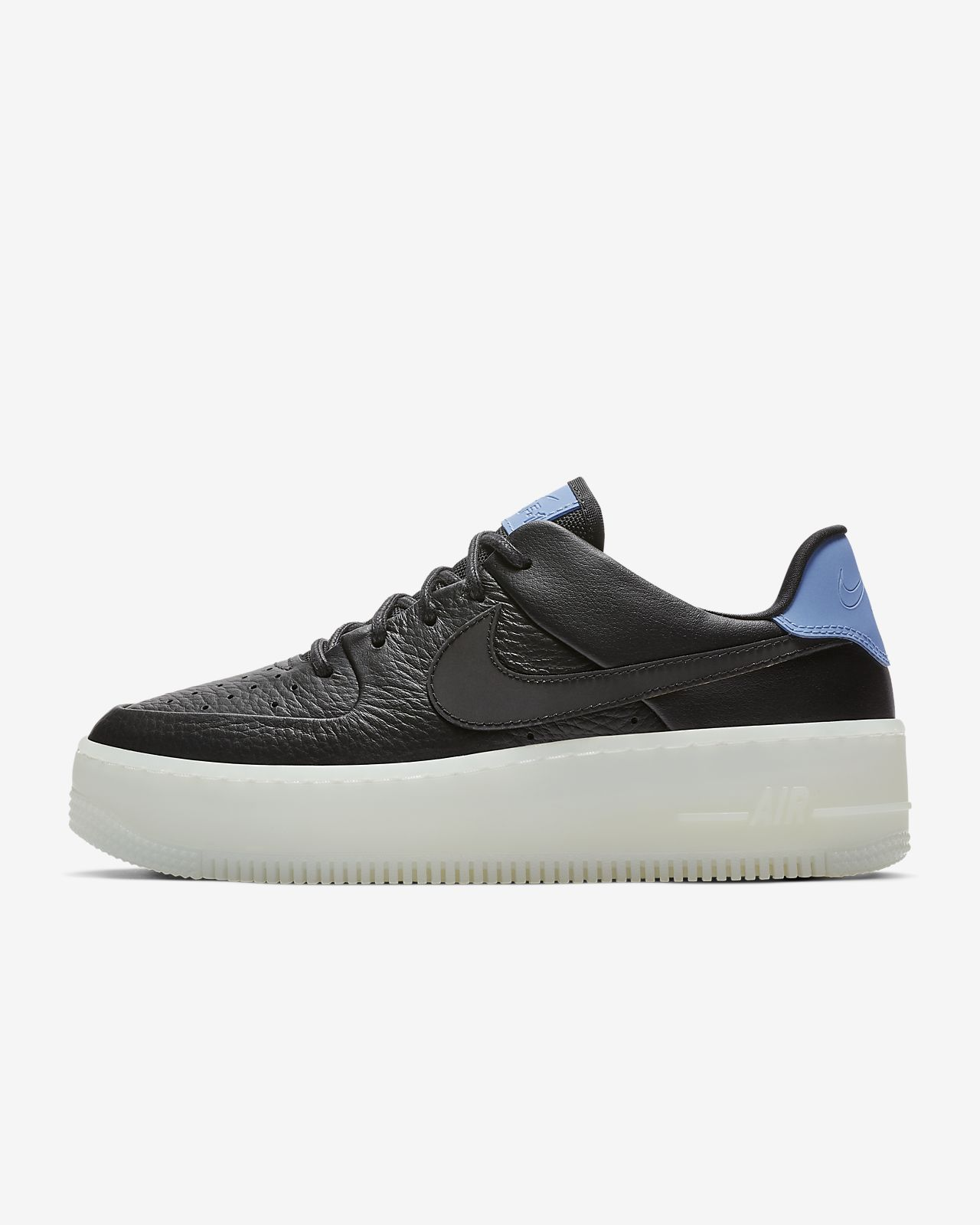 new style 8e4a1 996a6 Nike Air Force 1 Sage Low LX-sko til kvinder. Nike.com DK