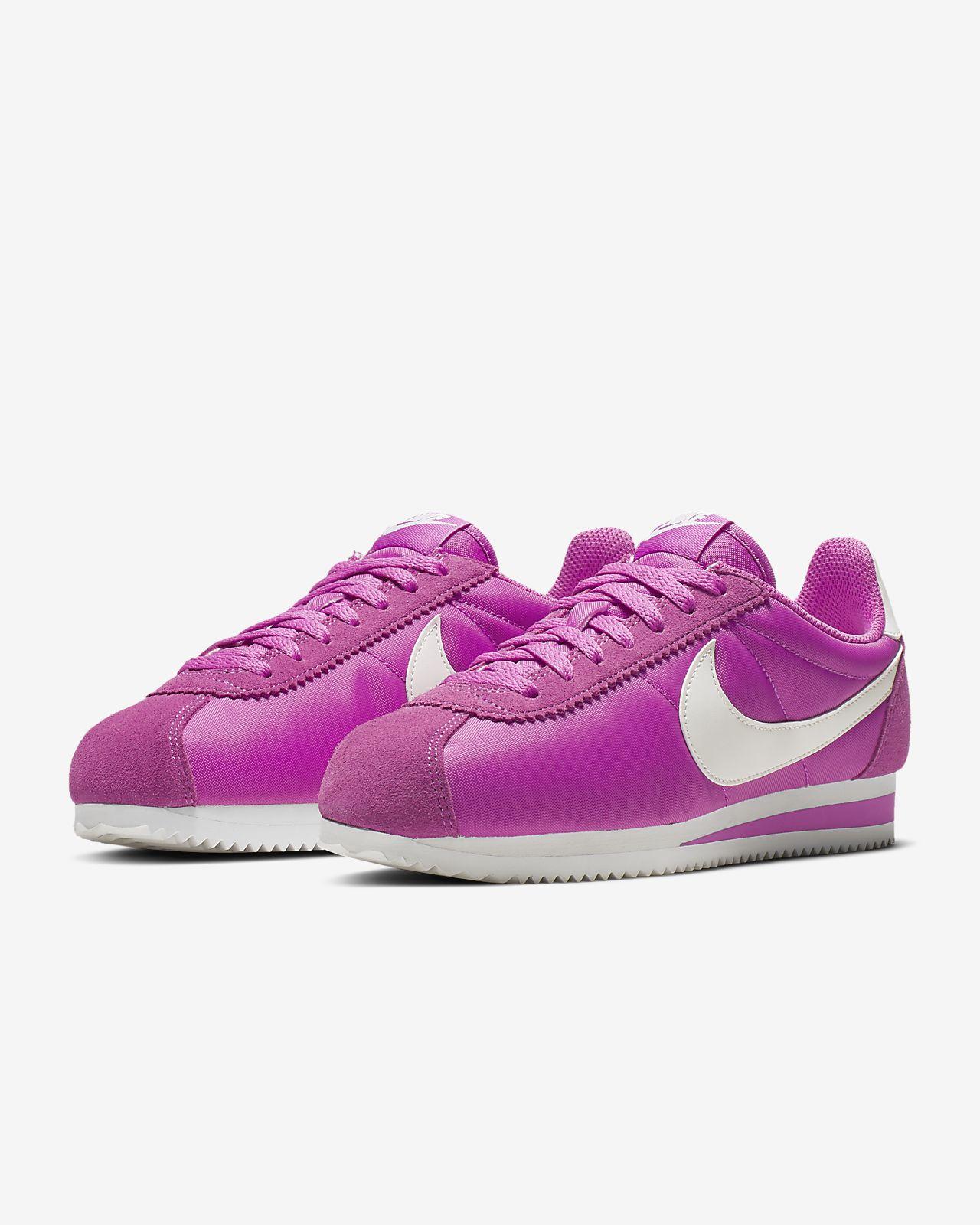 innovative design 8d7a9 cf0d4 Nike Classic Cortez Nylon Women's Shoe. Nike.com ID