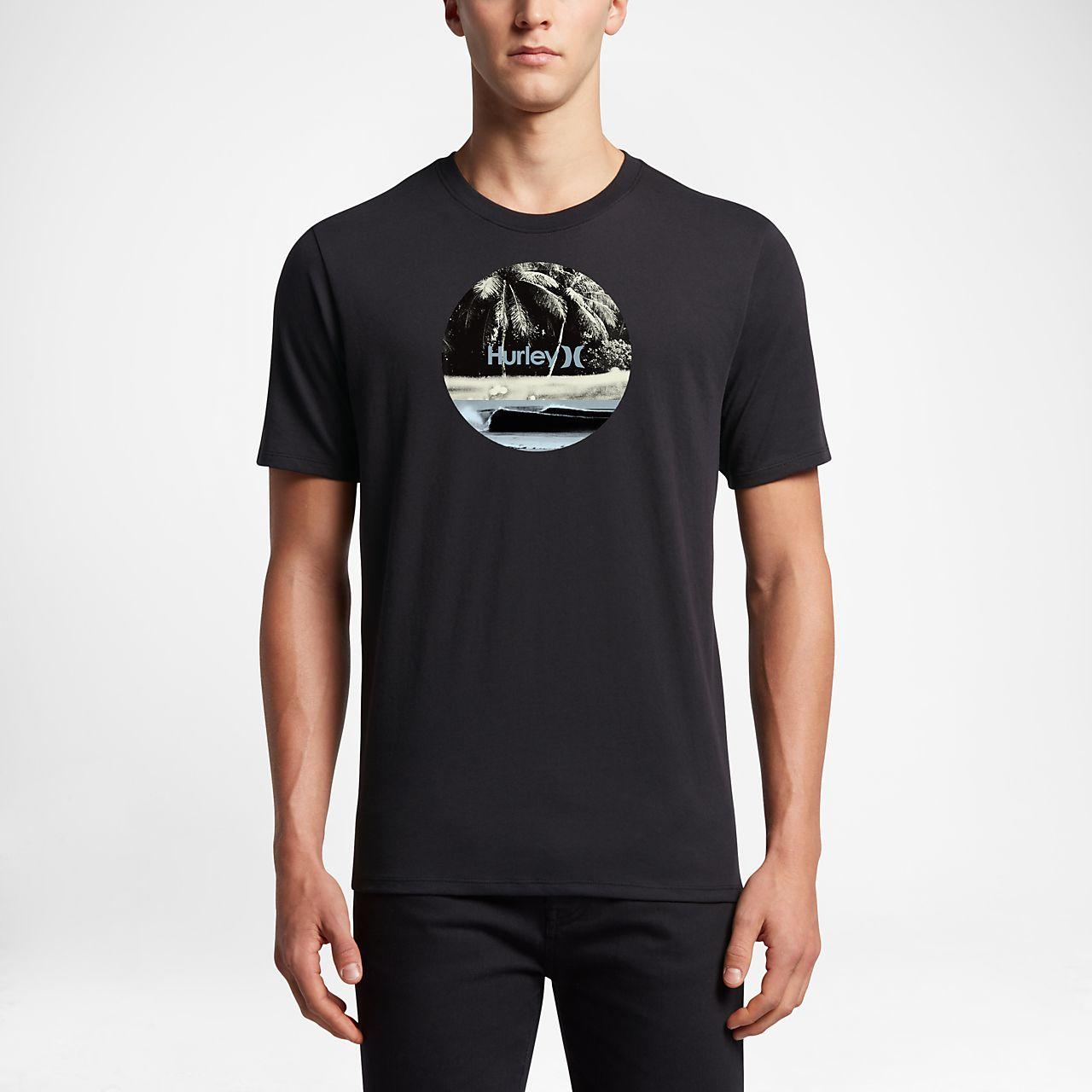 ... T-shirt Hurley Dri-FIT Lagoon - Uomo