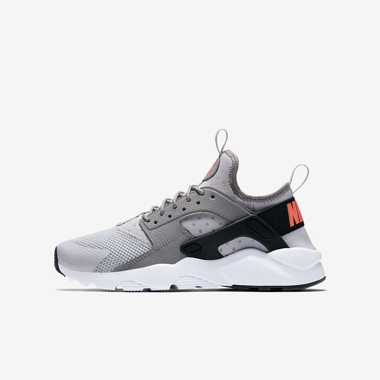 Nike Air Noir Et Blanc Huarache Chaussures De Sport Ultra Pour Les Enfants obtenir magasin pas cher sortie grand escompte 3jOUmd4RO