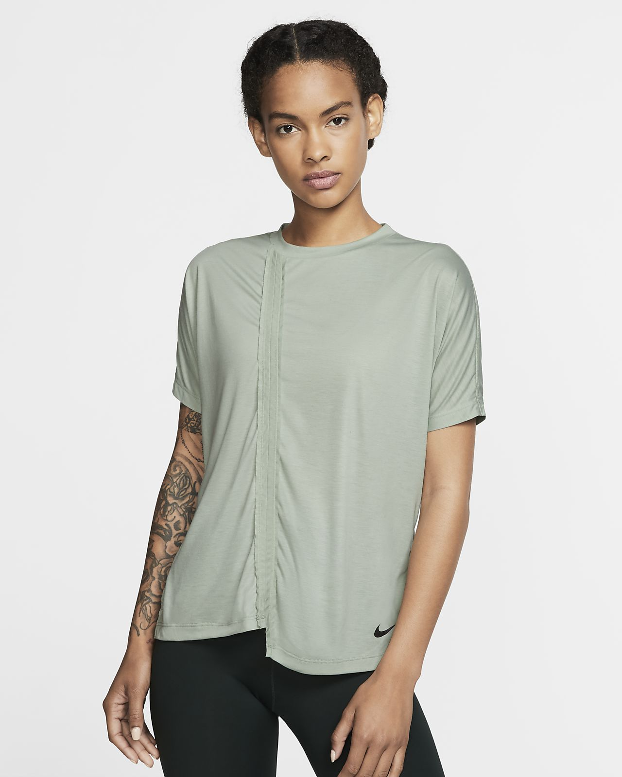 Nike Women's Short-Sleeve Running Top