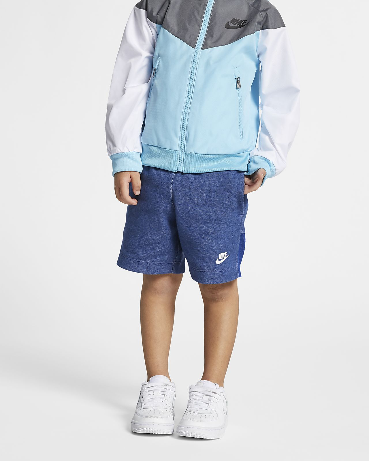 Nike Advance15 Knit Toddler Shorts