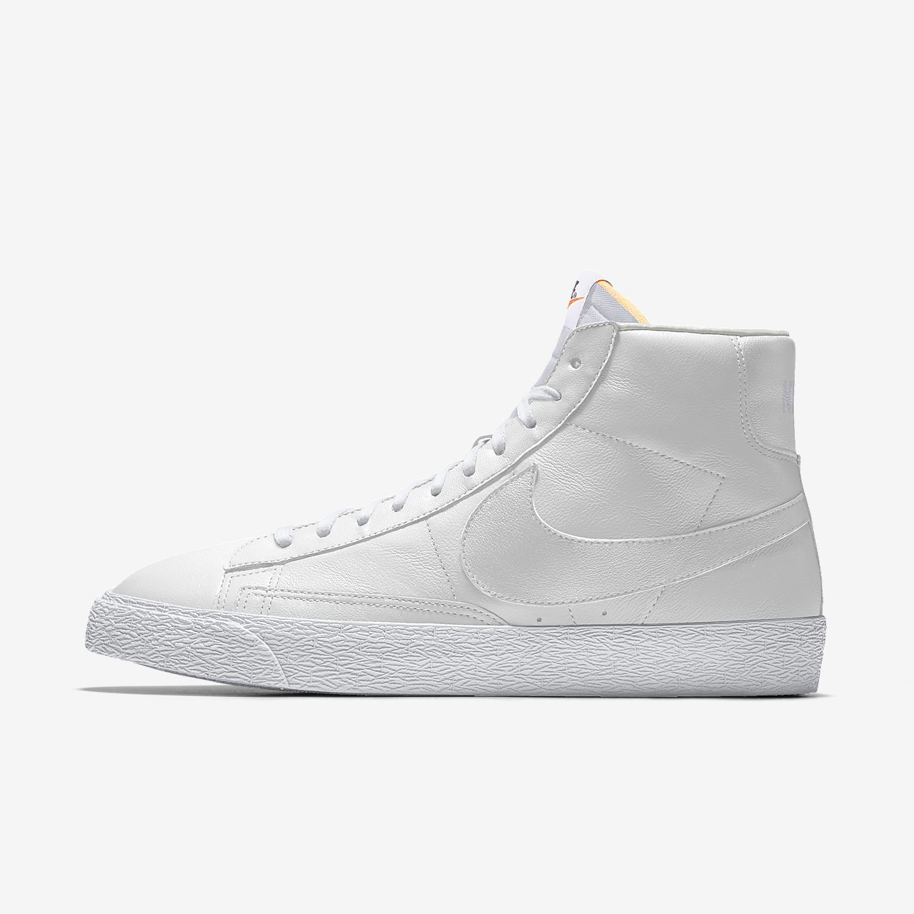 Chaussure personnalisable Nike Blazer Mid By You pour Femme