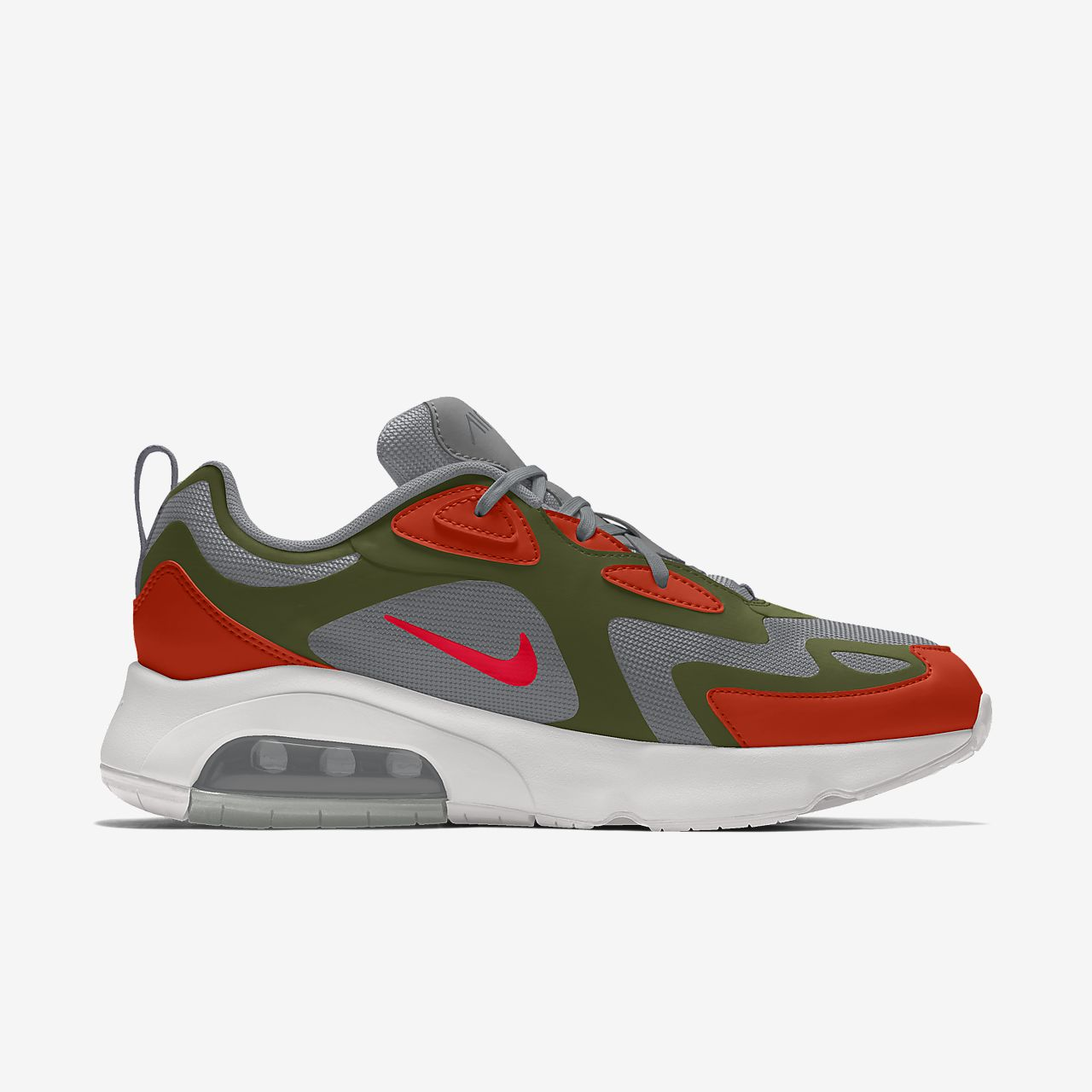Scarpa personalizzabile Nike Air Max 200 By You Donna