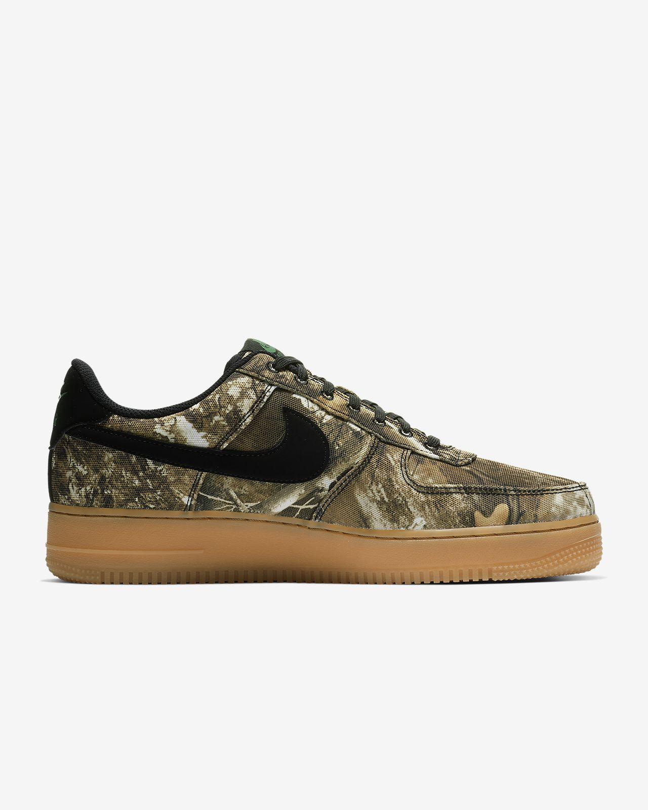 half off 02cd3 14576 ... Nike Air Force 1  07 LV8 3 Realtree® Men s Shoe