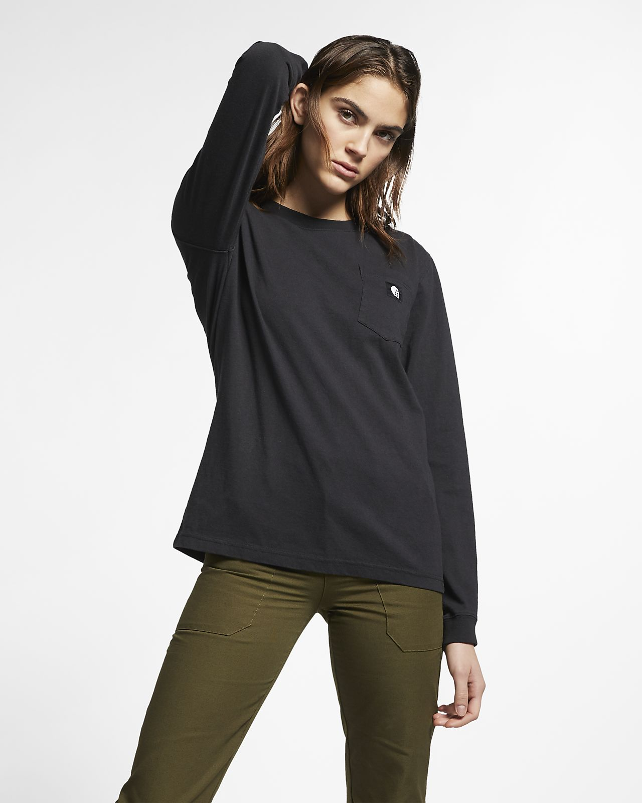 Hurley x Carhartt Women's Long Sleeve Top