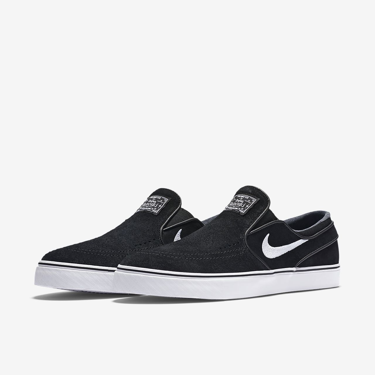 54585abd9760 Nike SB Zoom Stefan Janoski Slip-On Men s Skateboarding Shoe. Nike.com