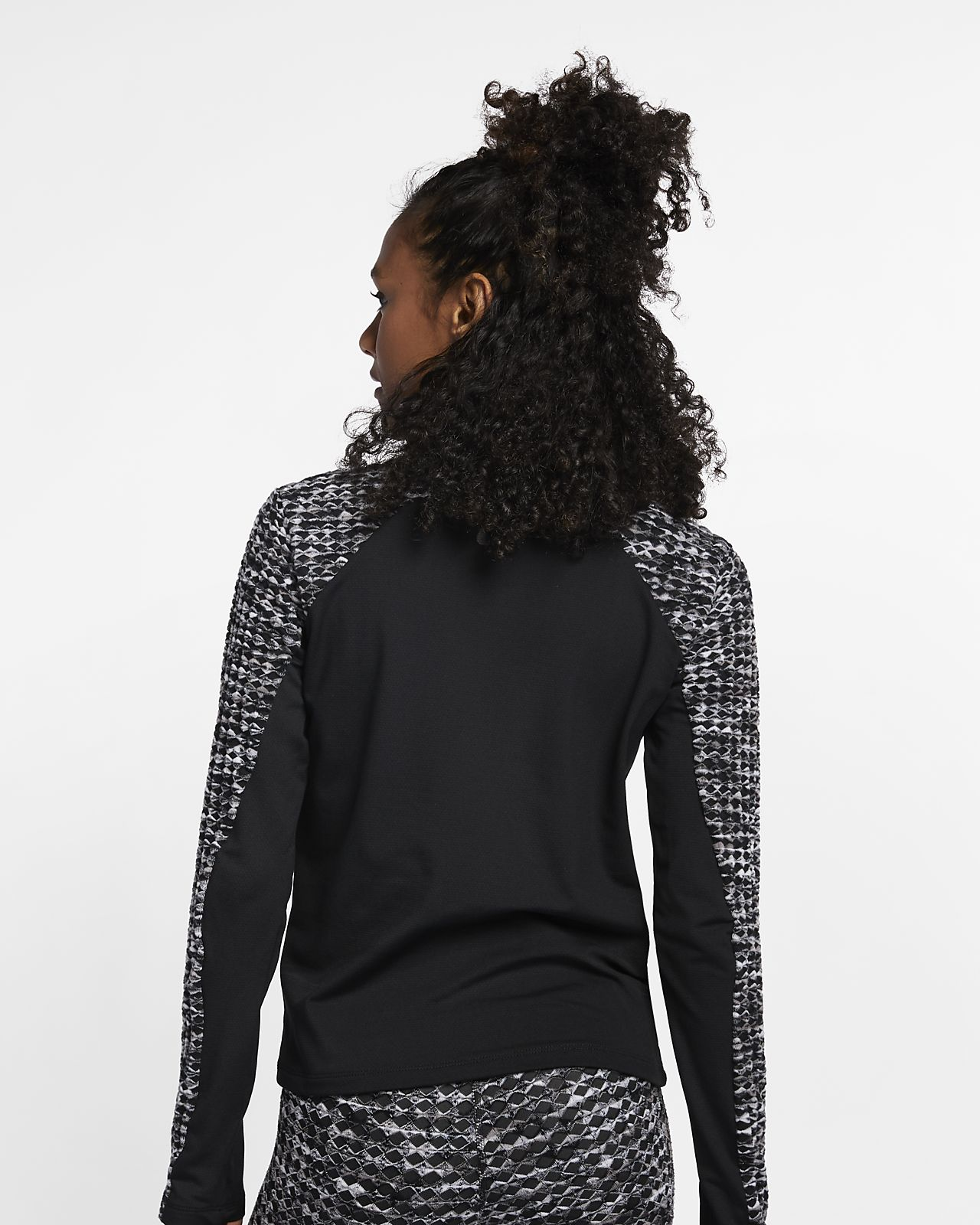 Nike Pro HyperWarm Women's Long Sleeve Top
