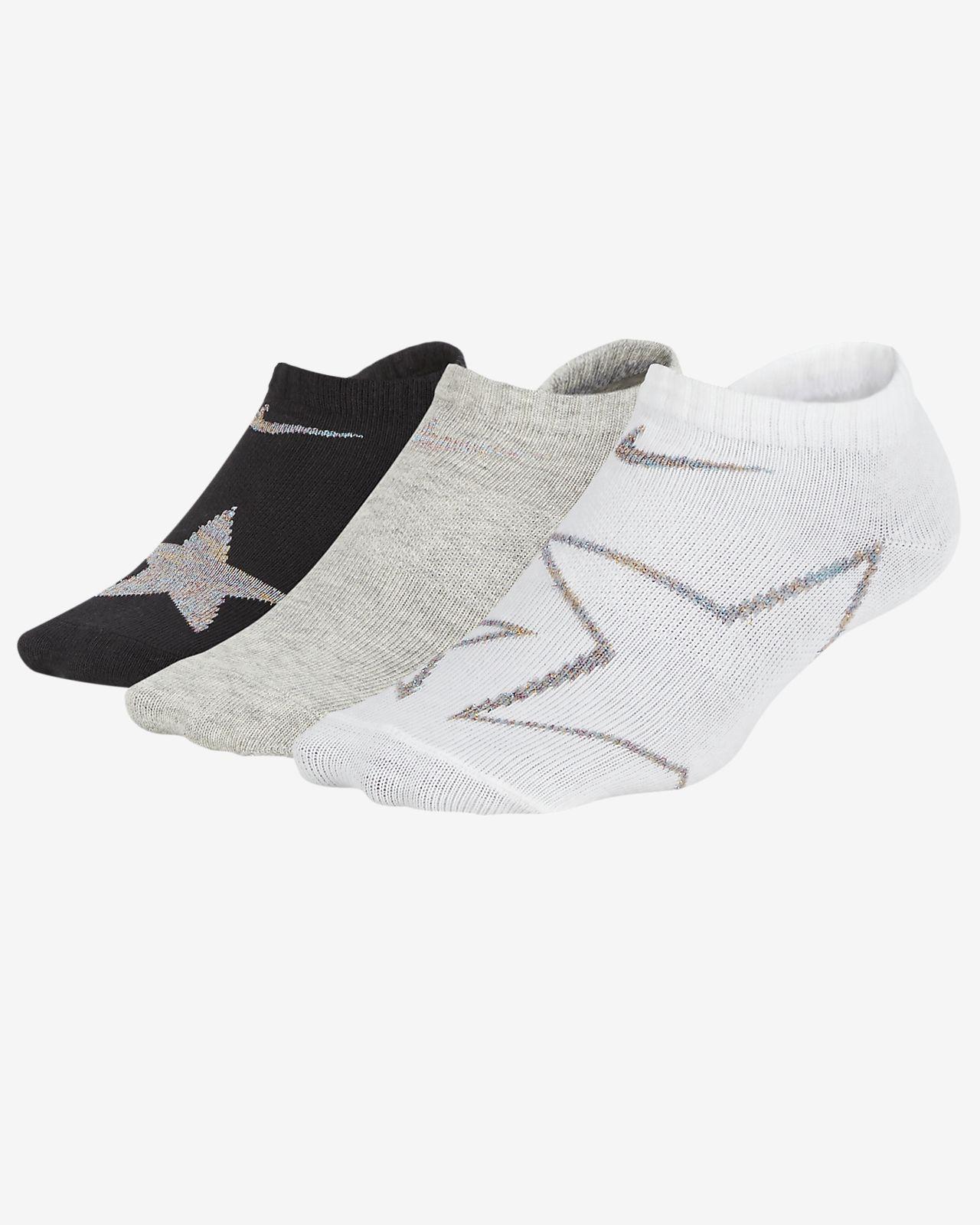 Nike Little Kids' Lightweight Graphic Socks (3 Pairs)