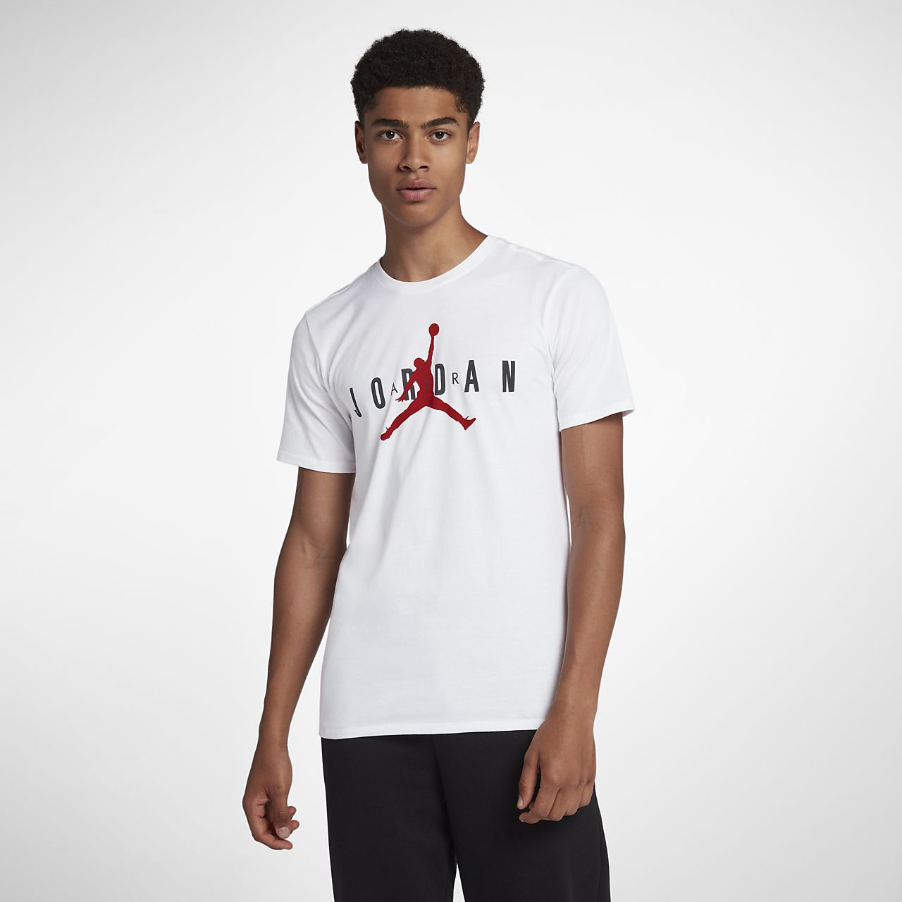 t shirt air jordan uomo