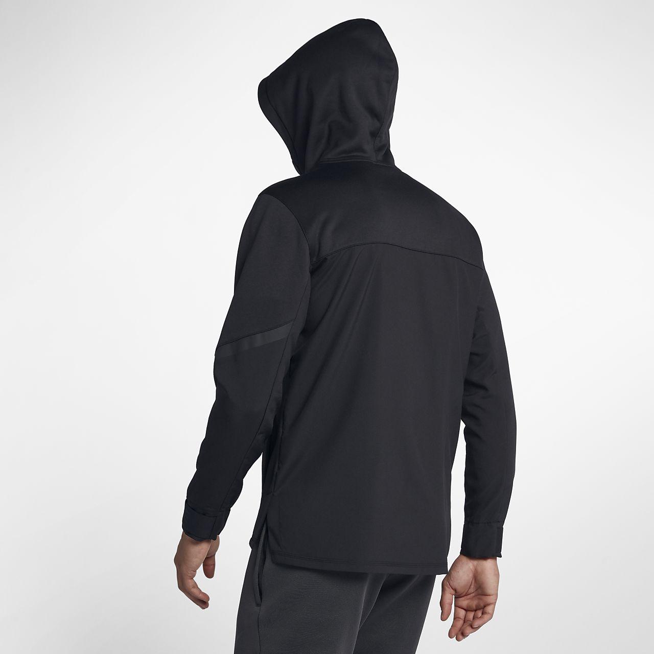 De Hombre Entrenamiento Con Therma Capucha Nike Camuflaje Completa Sudadera Cremallera z6UIWq