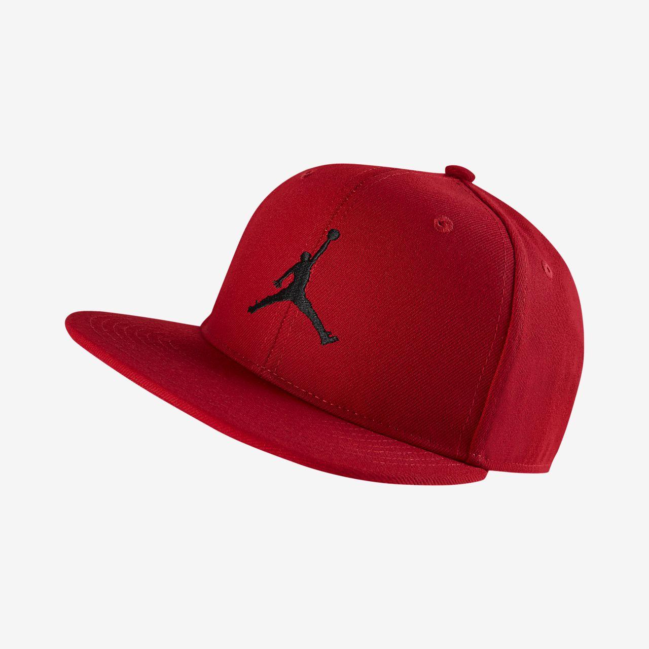 Παιδικό ρυθμιζόμενο καπέλο Jordan Jumpman