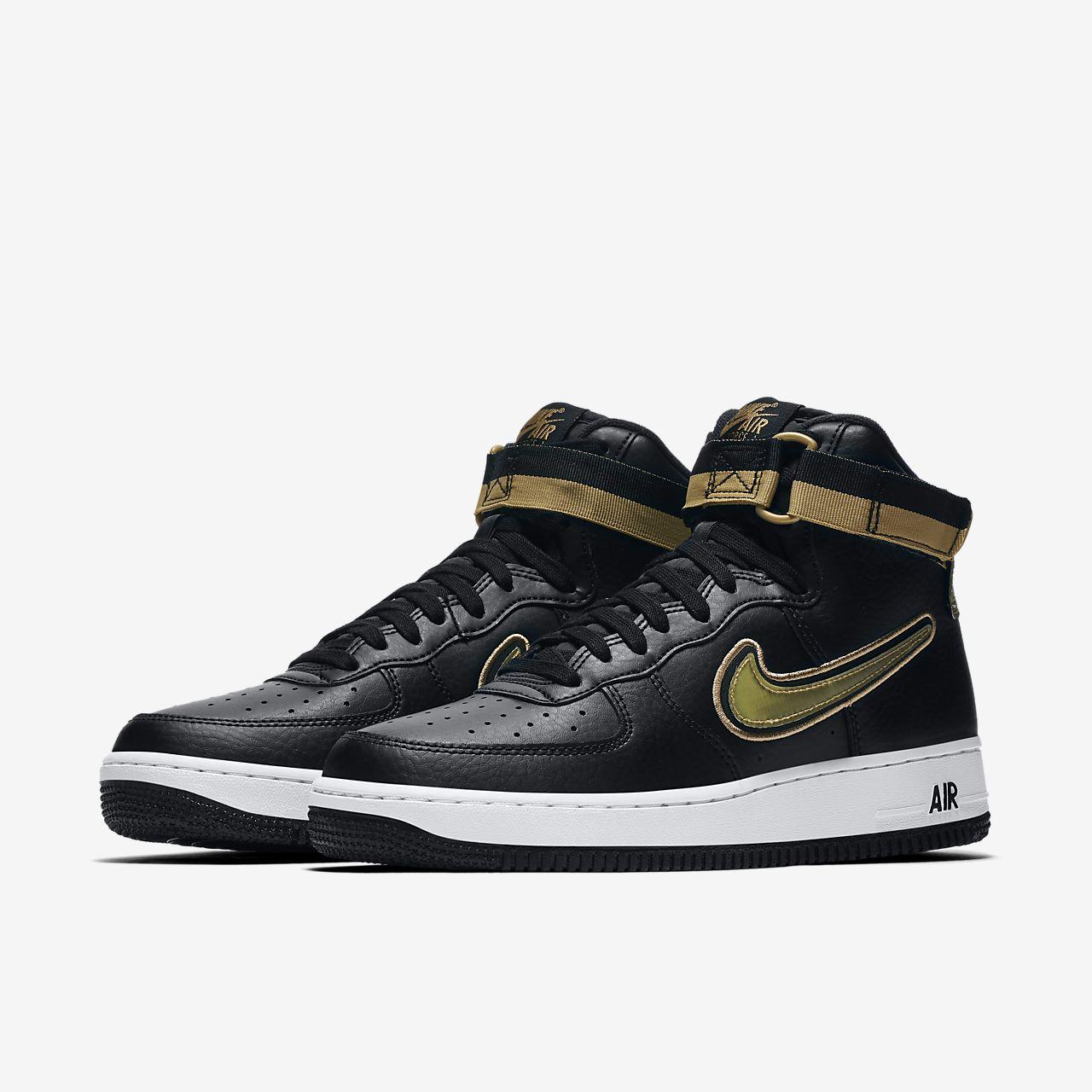 quality design ebcf3 cc338 ... Nike Air Force 1 High  07 LV8 Sport NBA Men s Shoe