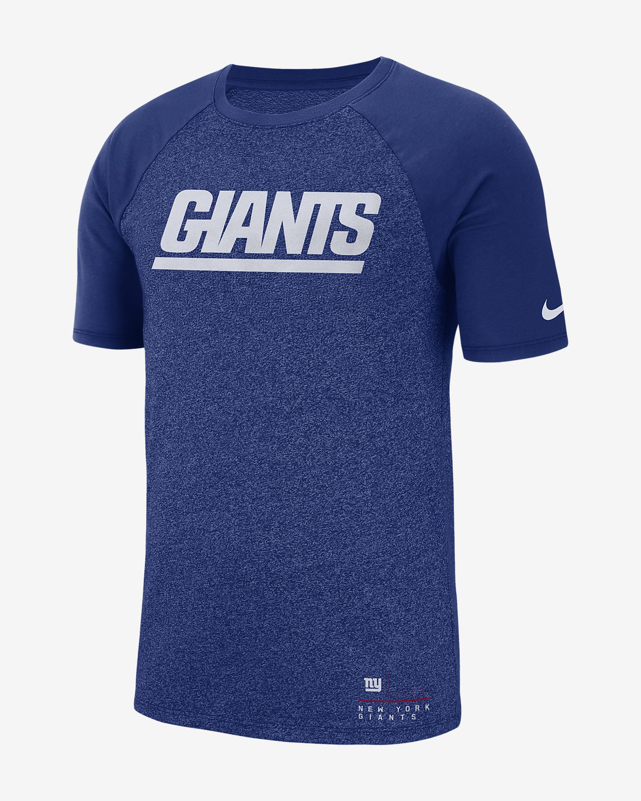 31e6d898de0162 Nike Raglan (NFL Giants) Men s T-Shirt. Nike.com