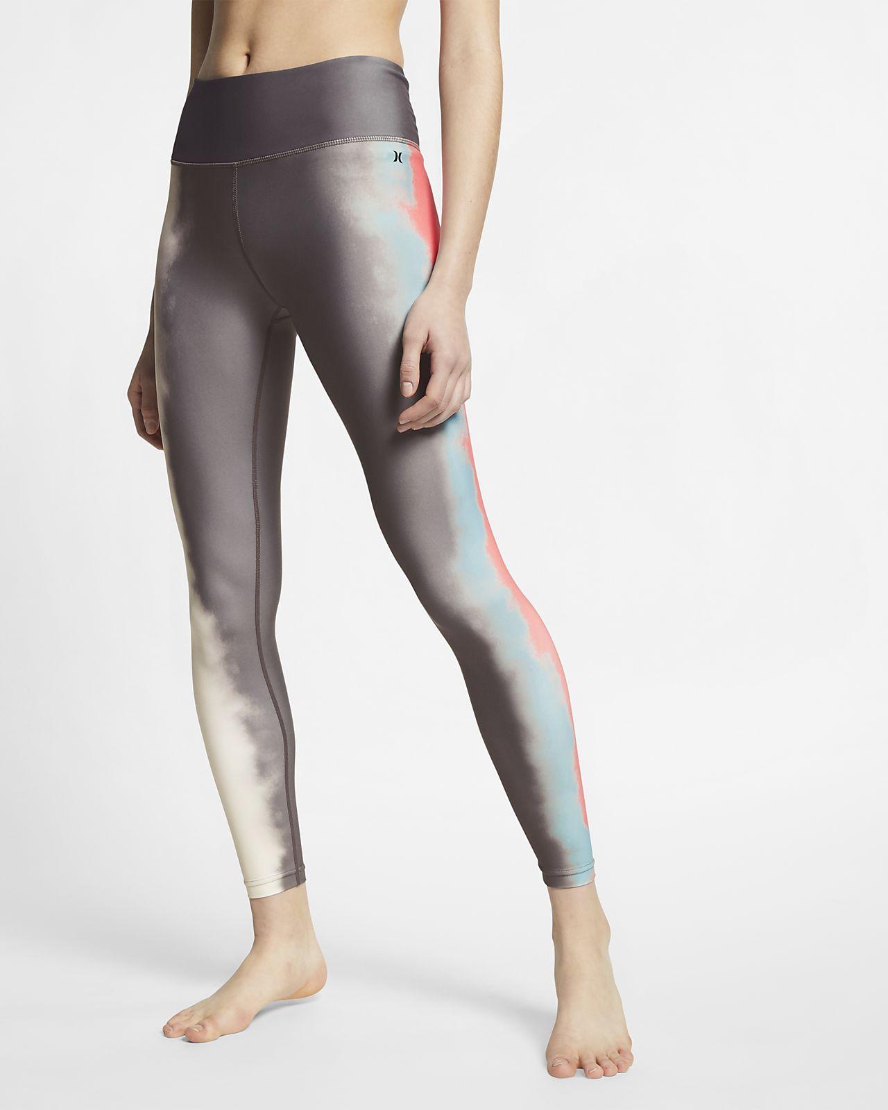 Hurley Quick Dry Gradient Surf-Leggings für Damen