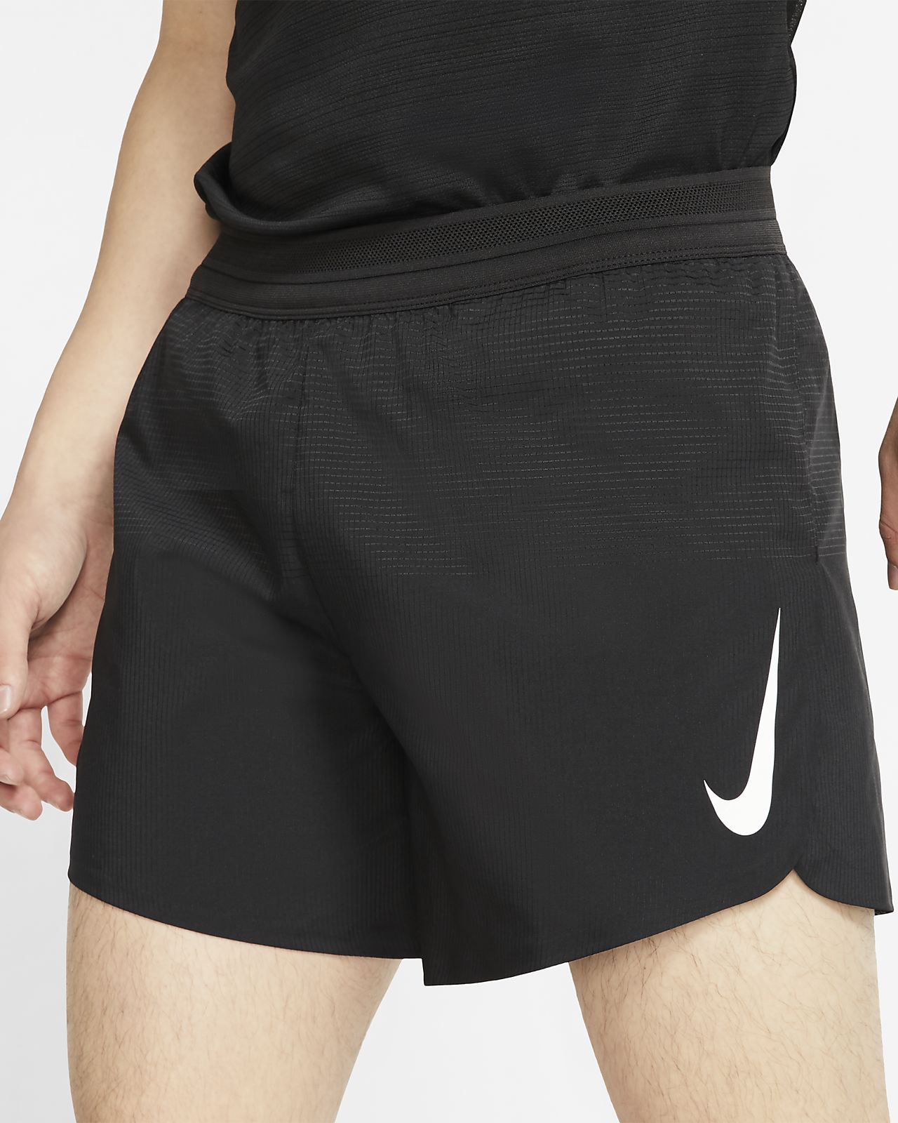 Nike AeroSwift (London) Hardloopshorts voor heren (12,5 cm)