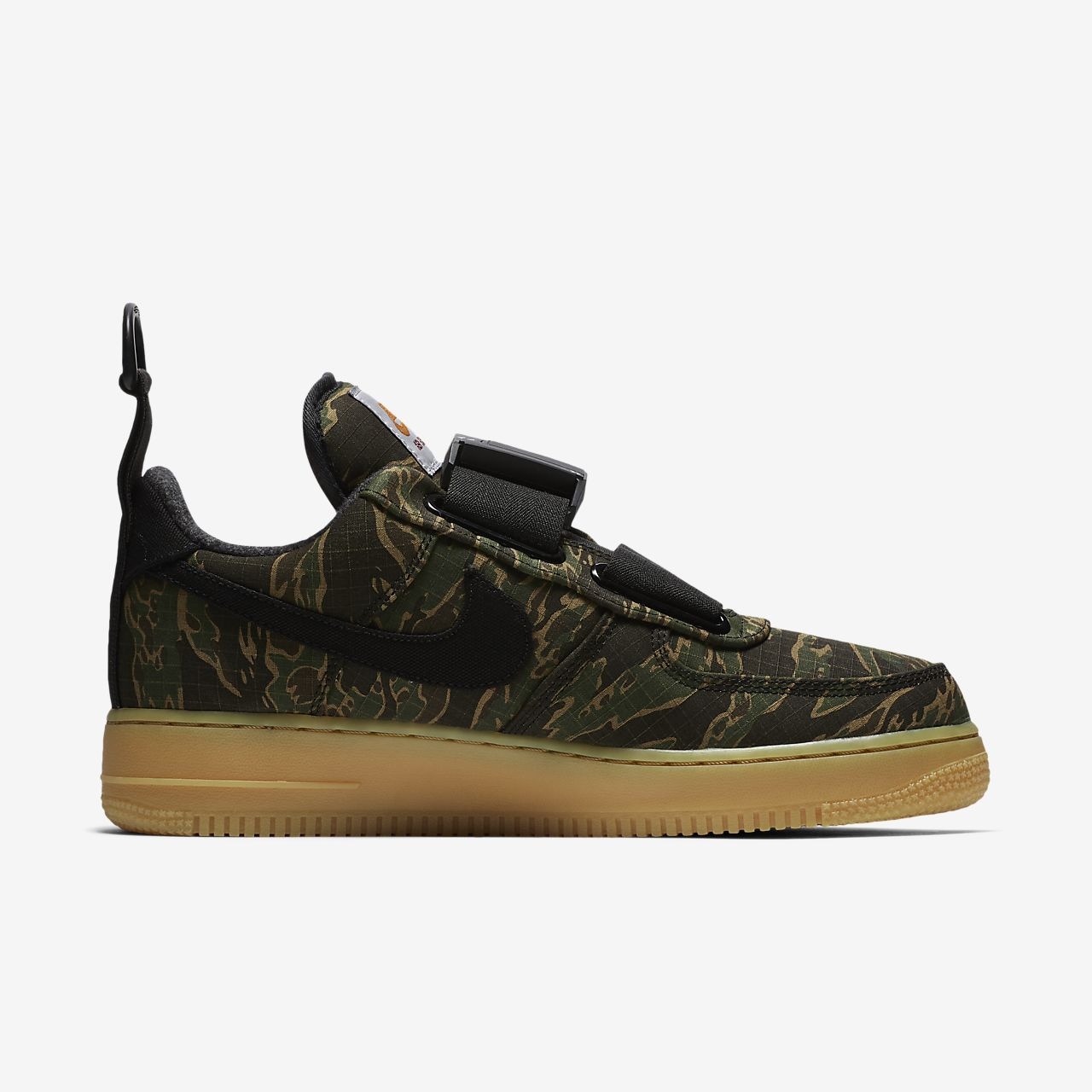 e1c54271202e Nike Air Force 1 Utility Low Premium WIP Men s Shoe. Nike.com