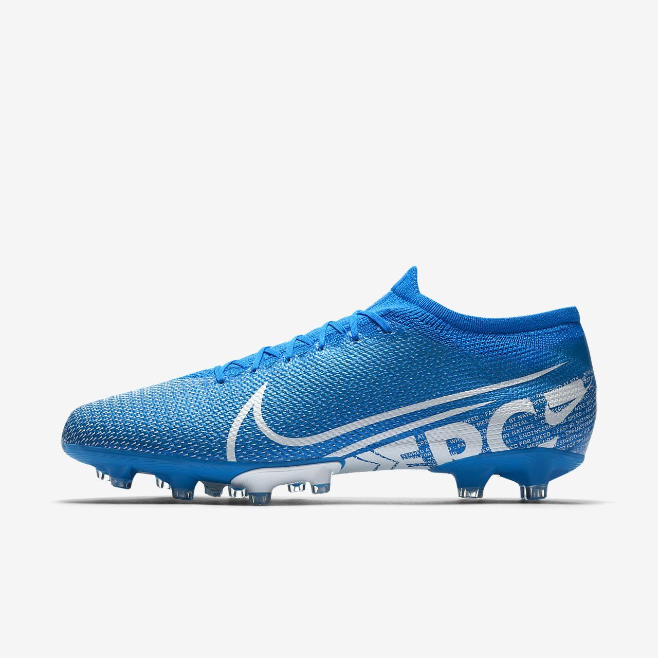 Calzado de fútbol para pasto artificial Nike Mercurial Vapor 13 AG-PRO