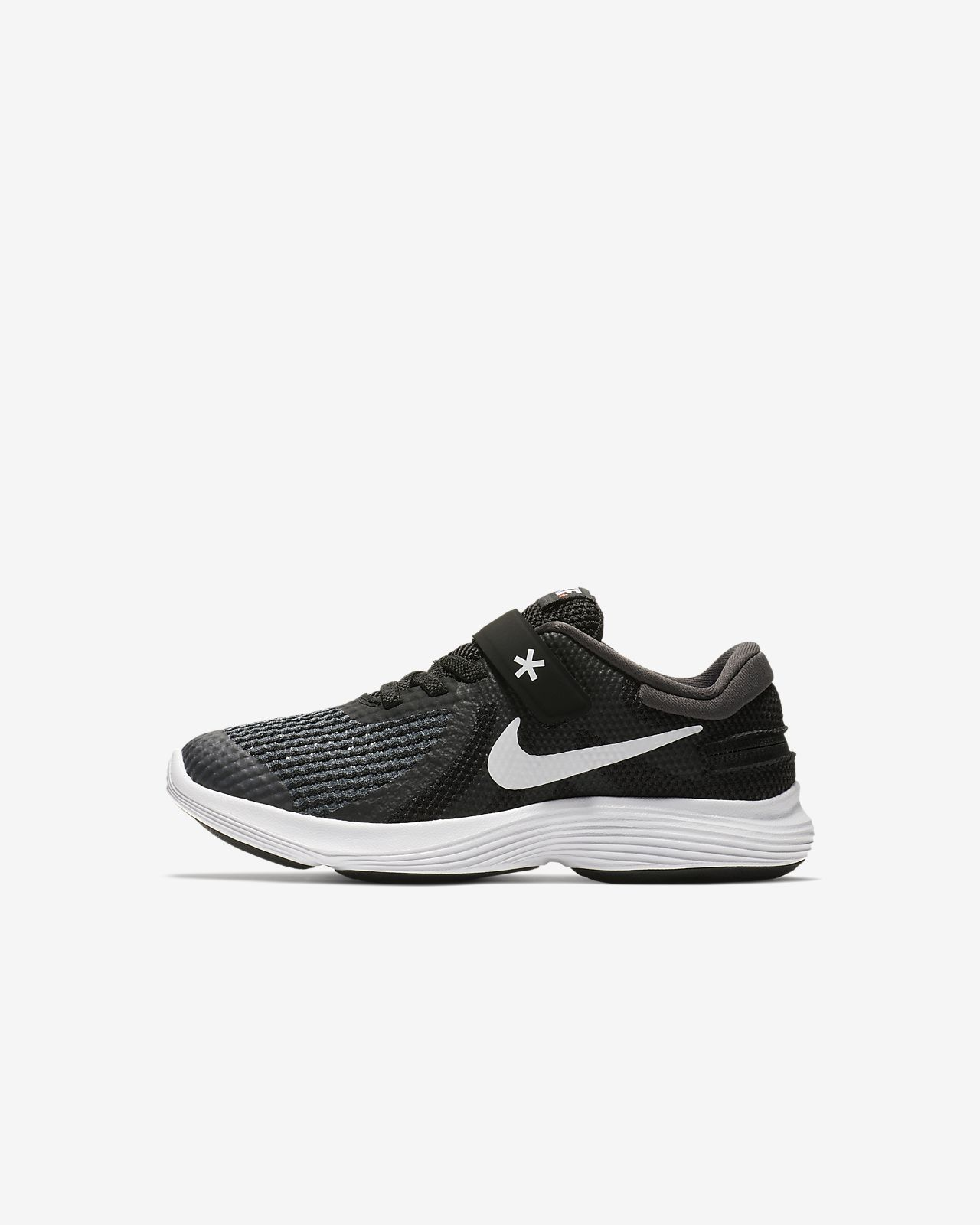 sneakers for cheap 51182 075ab ... Scarpa Nike Revolution 4 FlyEase - Bambini