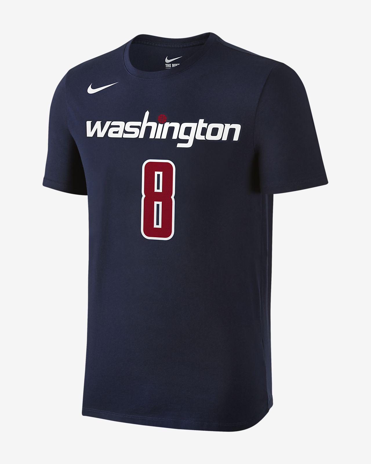 八村塁 ワシントン ウィザーズ ナイキ メンズ NBA Tシャツ