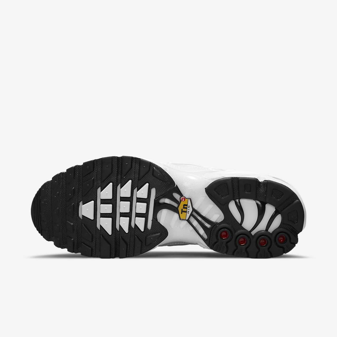 Buty Lifestyle Nike Air Max Plus Premium Damskie Czarne