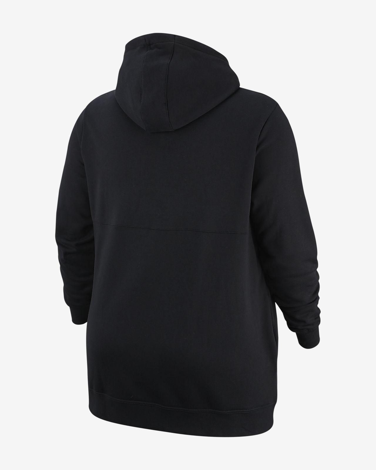 Nike Sportswear Swoosh Women s French Terry Dress (Plus Size). Nike ... 031631a52