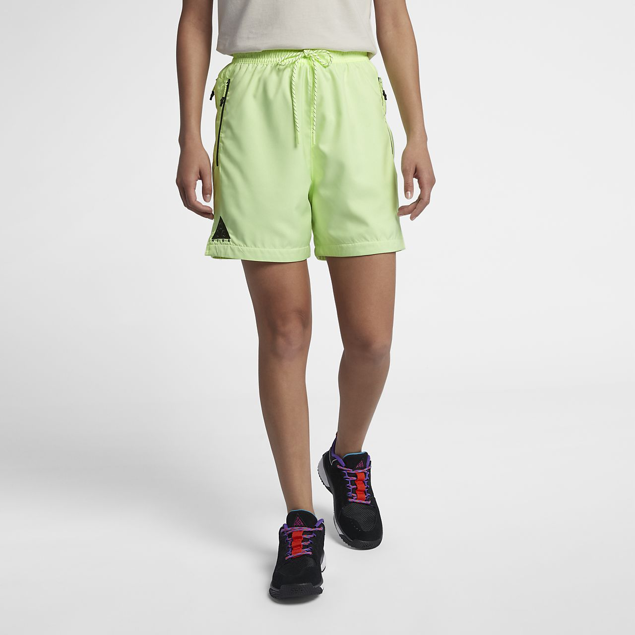 กางเกงแบบทอขาสั้น Nike ACG