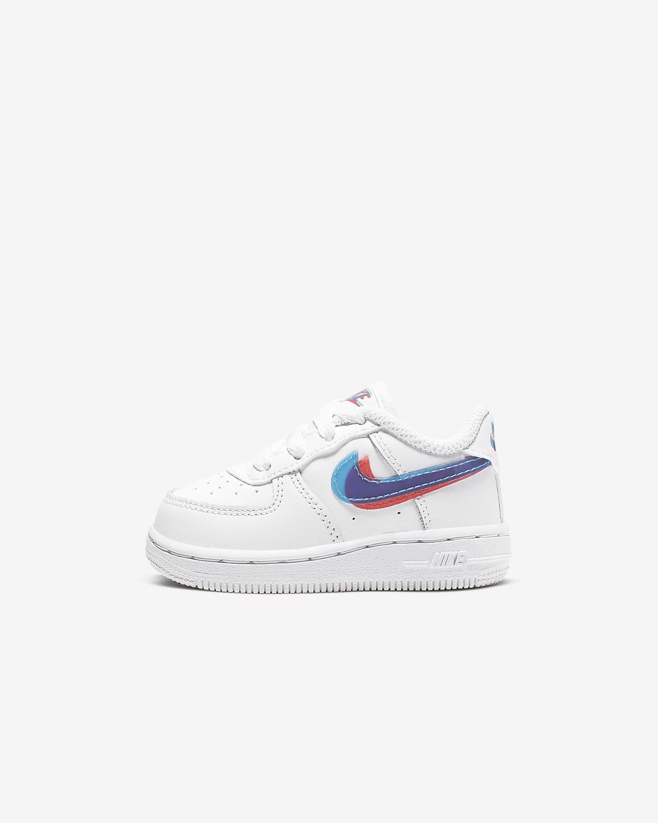 Nike Force 1 LV8 Schoen voor baby's/peuters