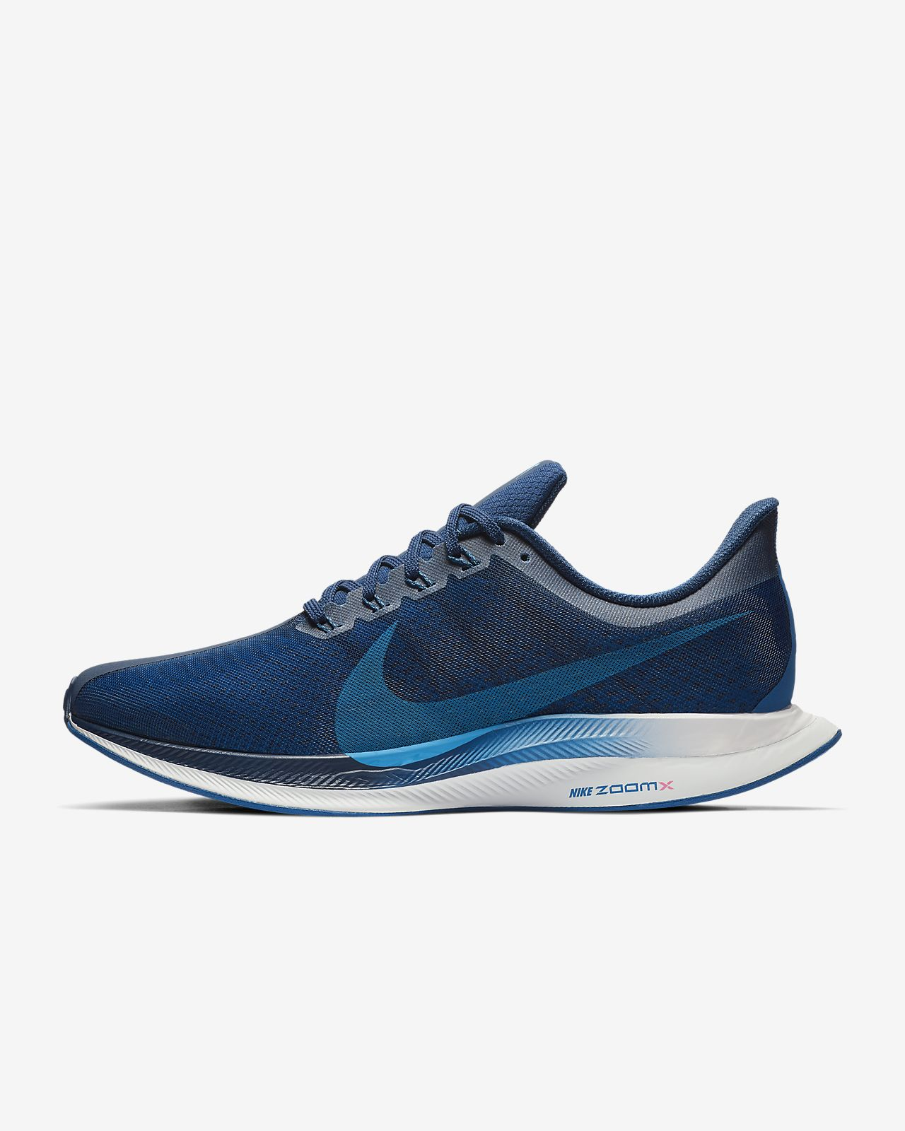 NIKE AIR ZOOM PEGASUS 35 TURBO INDIGO FORCEPHOTO BLUE Nike air zoom Pegasus 35 turbo