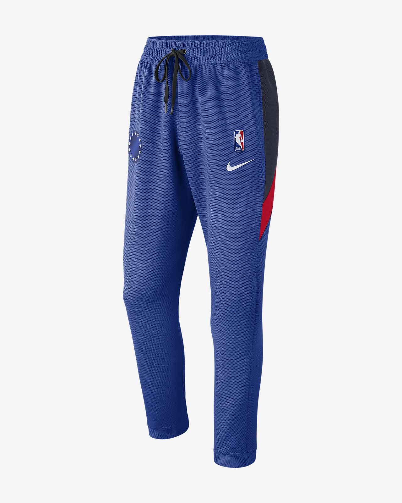Ανδρικό παντελόνι NBA Philadelphia 76ers Nike Therma Flex Showtime