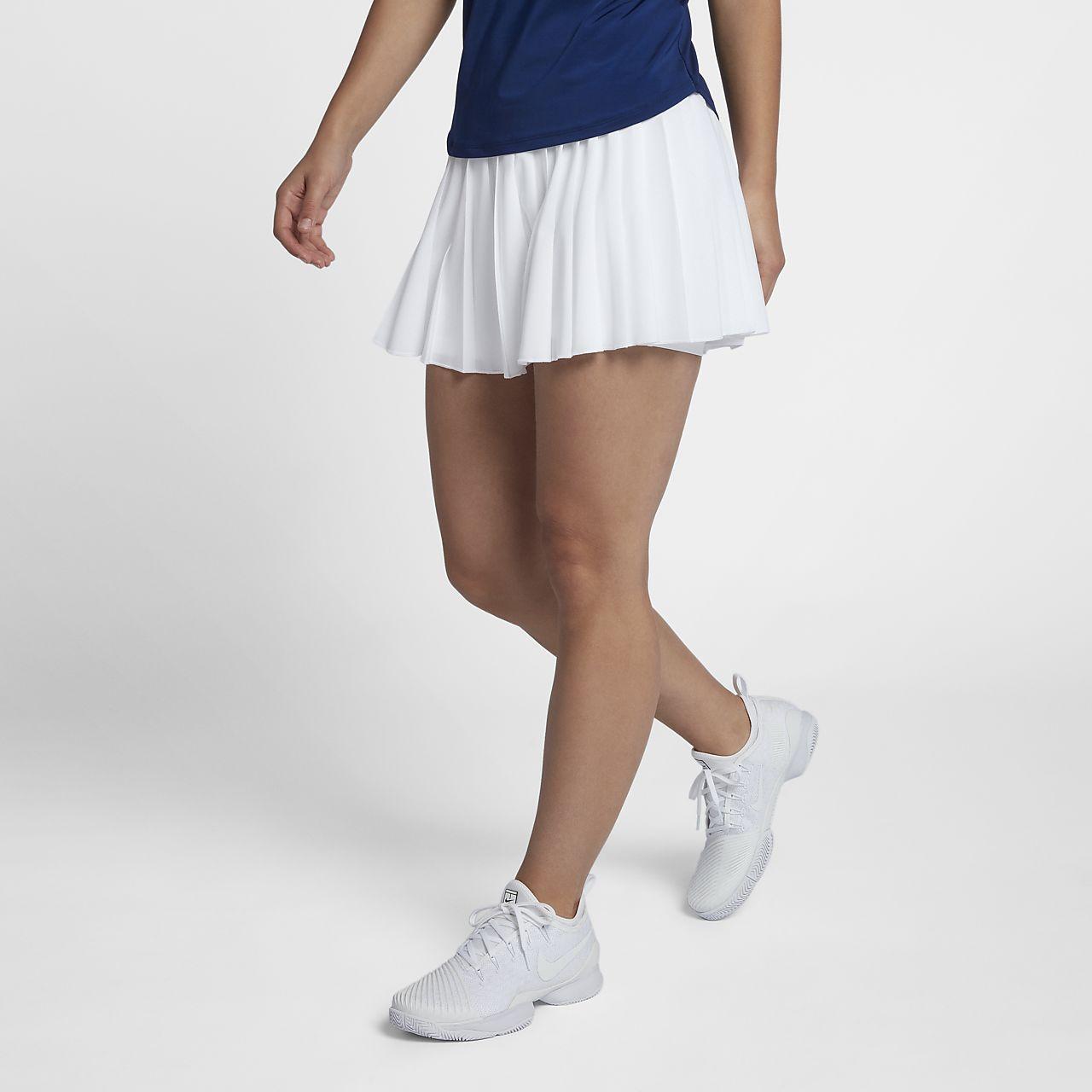 sale retailer 4fb16 fe3f2 ... NikeCourt Victory-tennisnederdel til kvinder