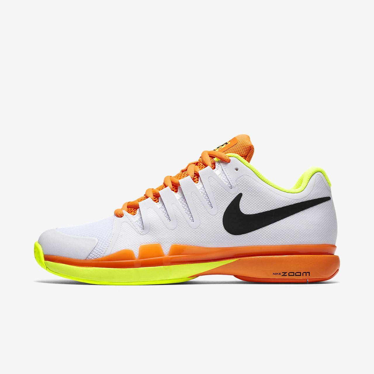 Nike Zoom Vapor   Tour Women S Tennis Shoe Orange White
