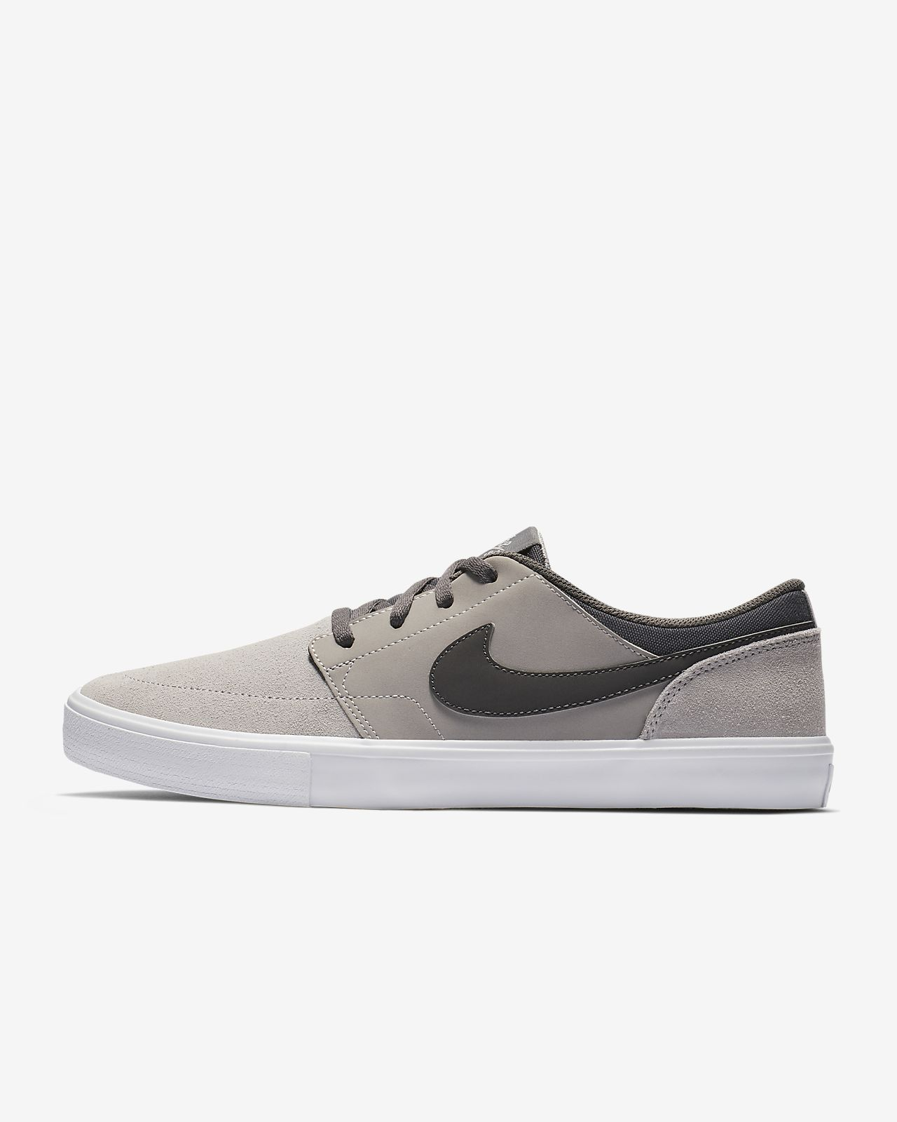 brand new ff696 5cacf ... Chaussure de skateboard Nike SB Solarsoft Portmore II pour Homme