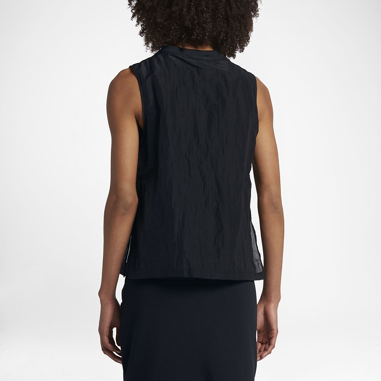 ... Nike Sportswear Tech Hypermesh Women's Tank