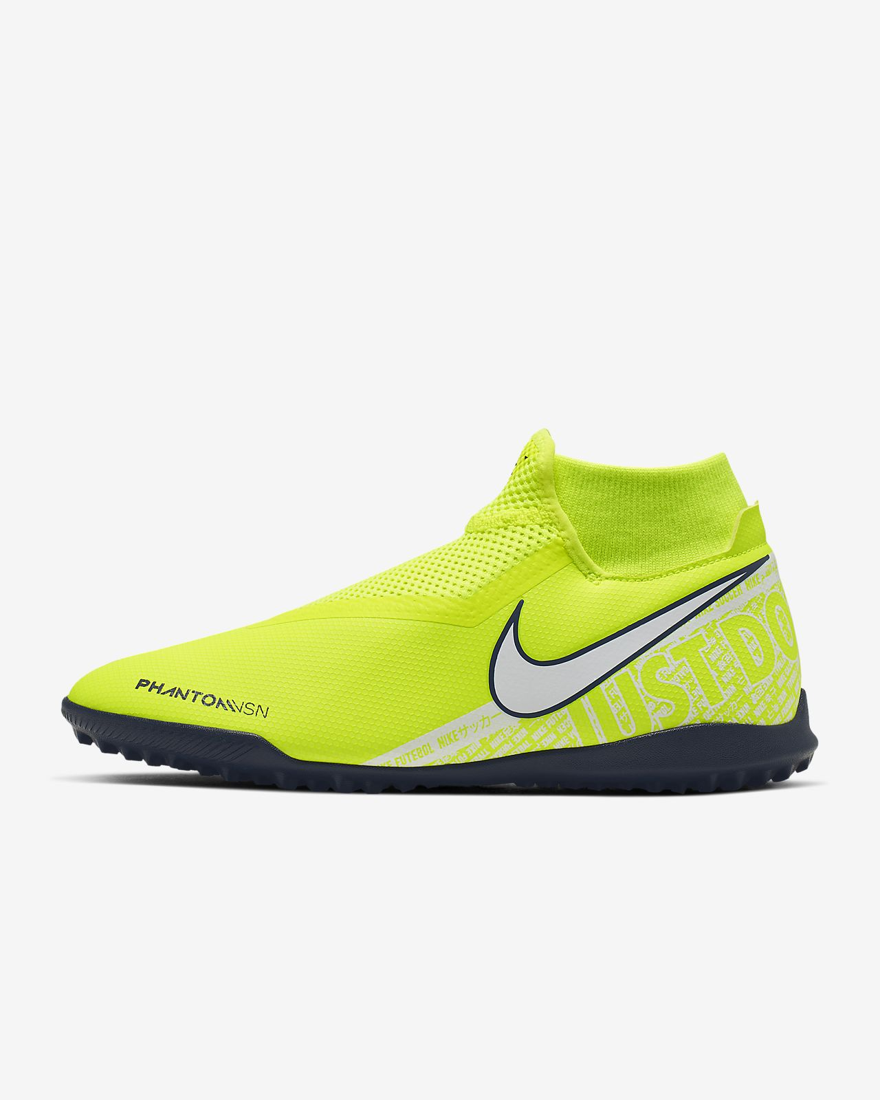 Nike Phantom Vision Academy Dynamic Fit TF 人工草皮足球釘鞋