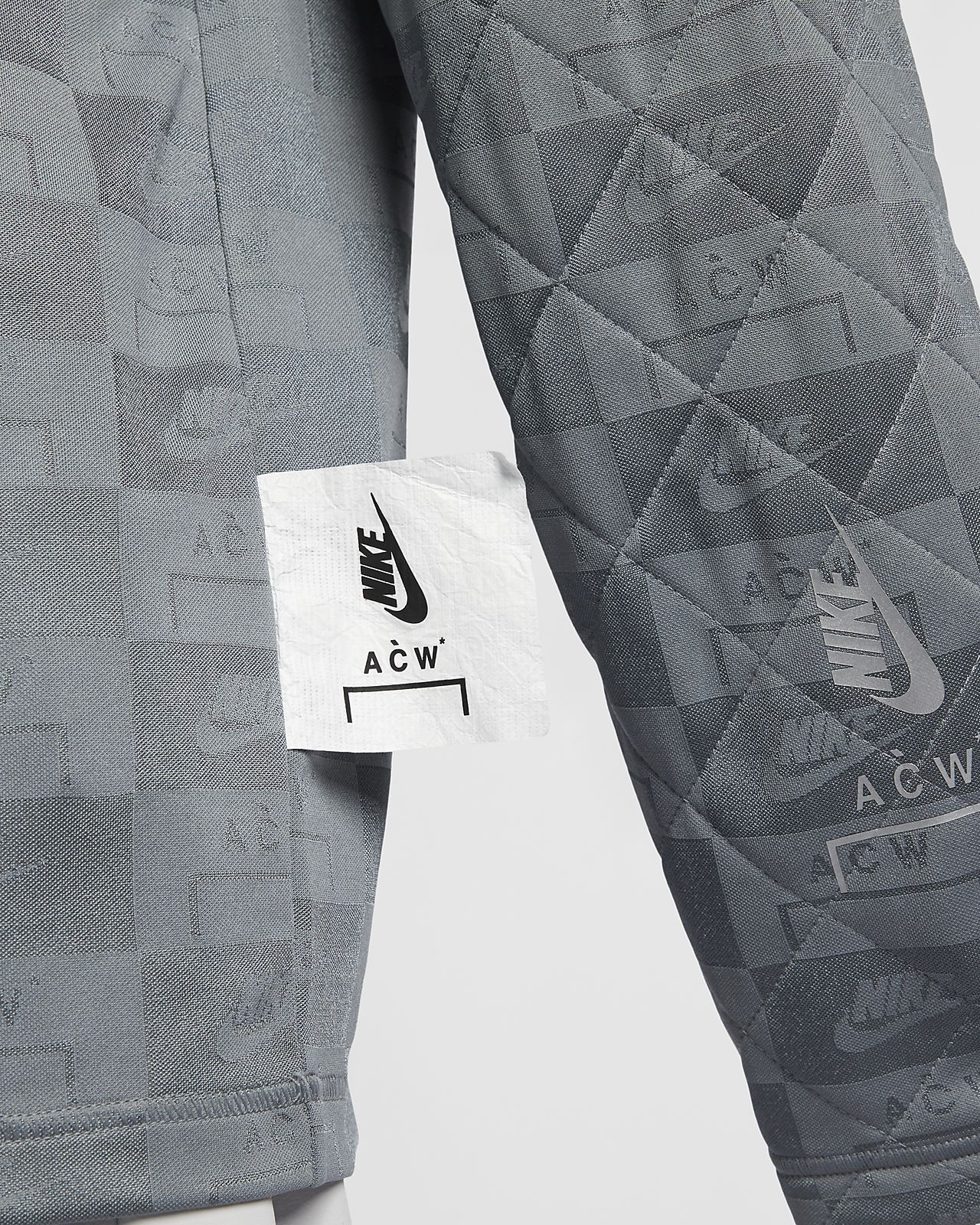 online retailer 1f32b 021d2 ... Męska koszulka z długim rękawem Nike x A-COLD-WALL