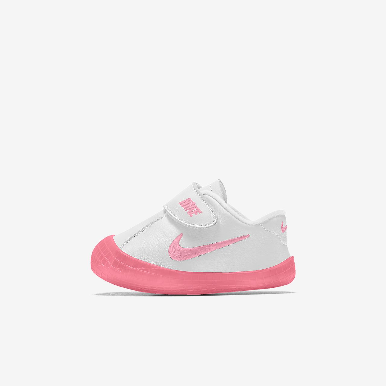 Nike Waffle 1 By You Custom Baby and Toddler Bootie