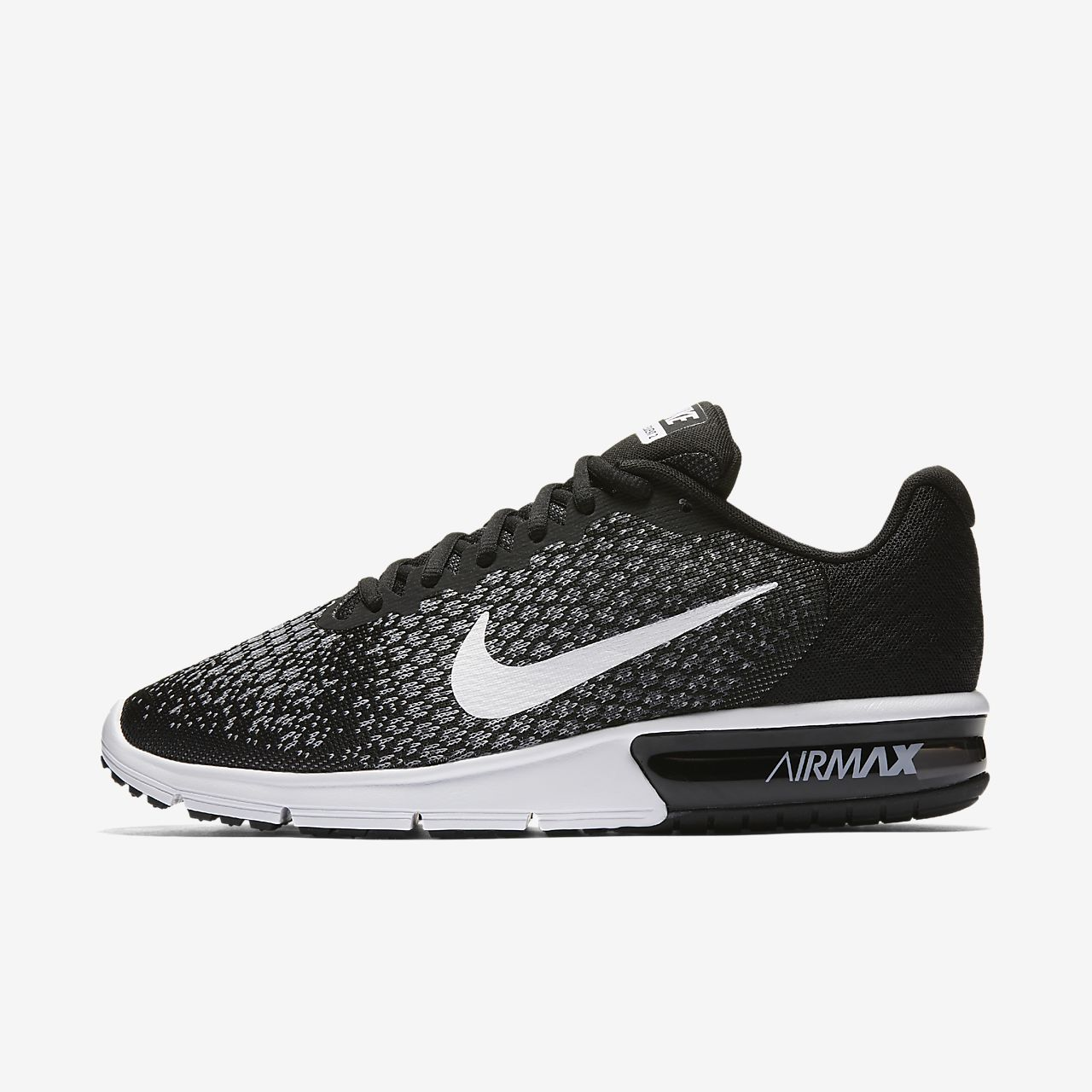 nike air max sequent 2 men 39 s running shoe. Black Bedroom Furniture Sets. Home Design Ideas