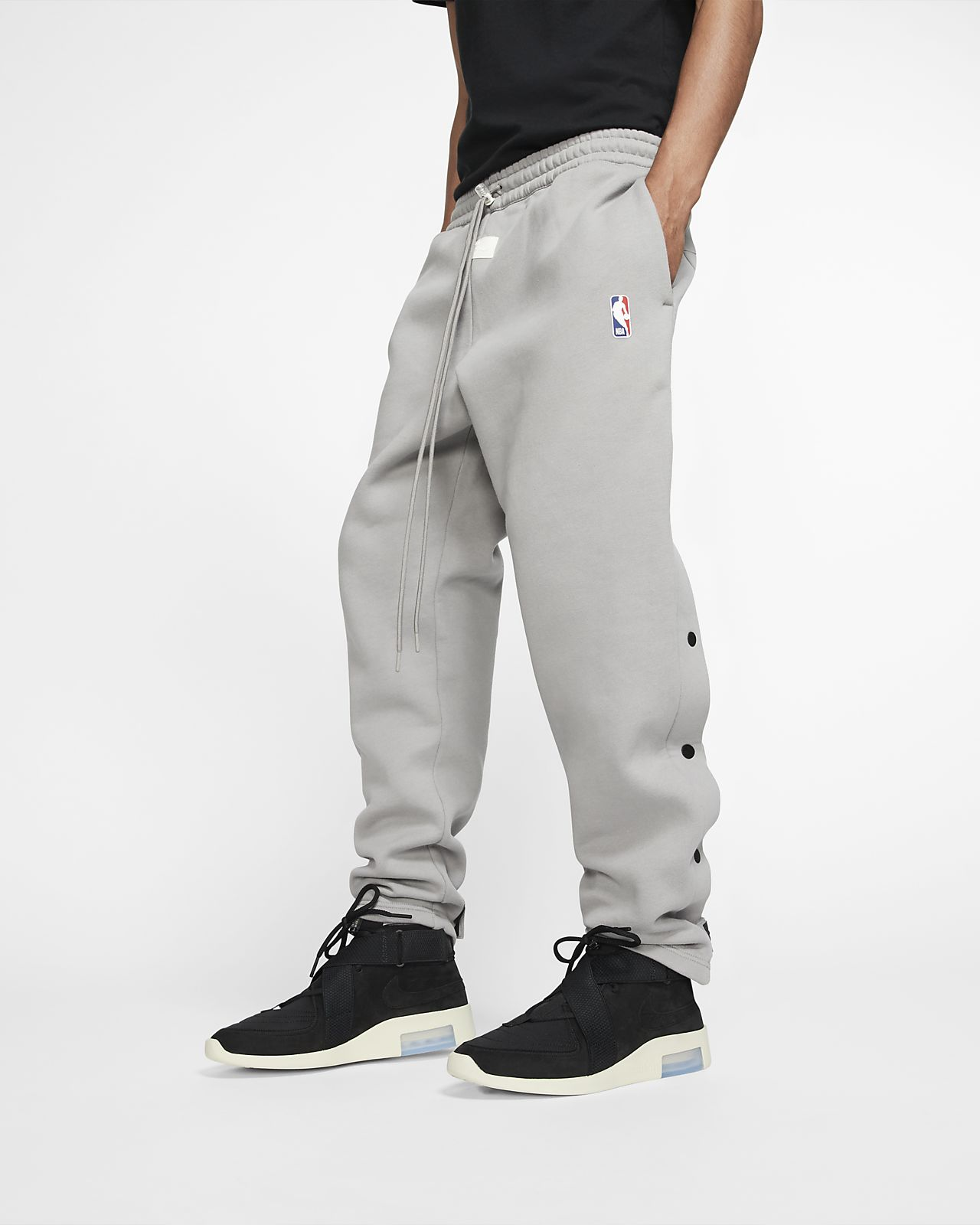 sports shoes 41170 d2b3a ... Nike x Fear of God Men s Warm-Up Pants