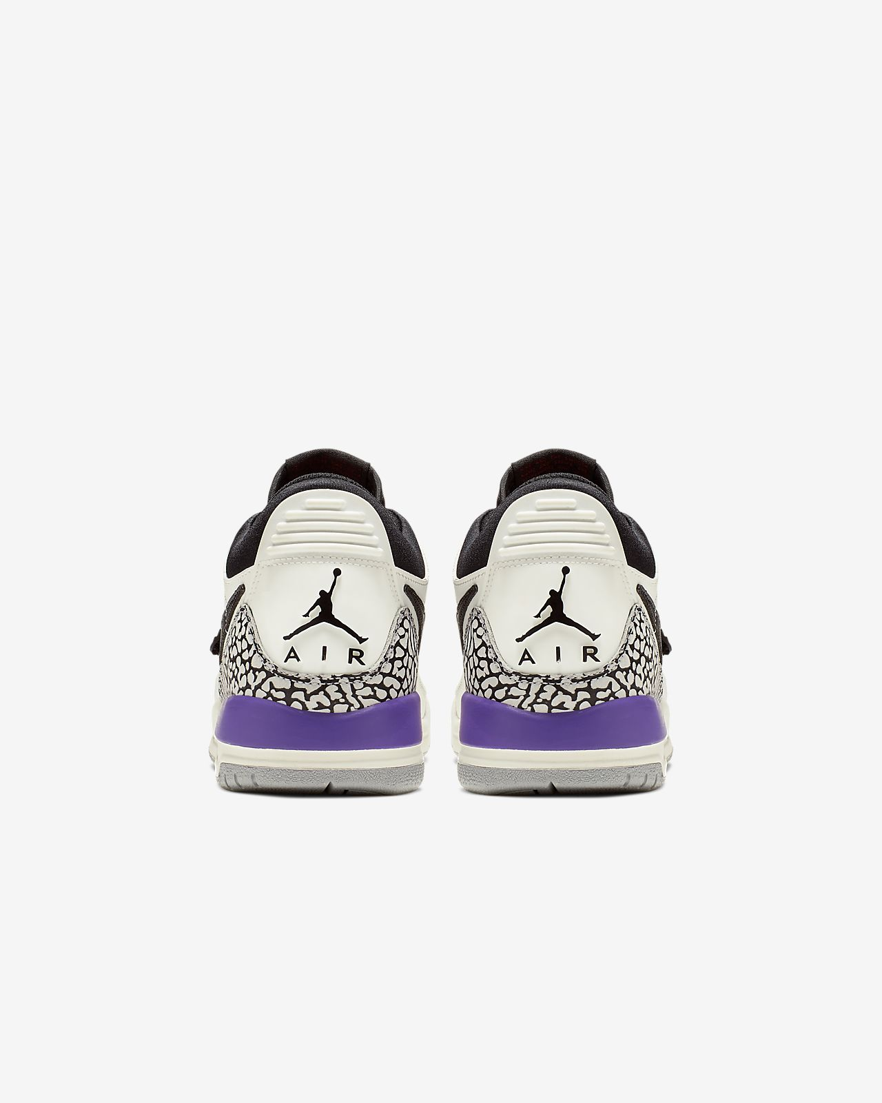 Calzado para niños talla grande Air Jordan Legacy 312 lOW