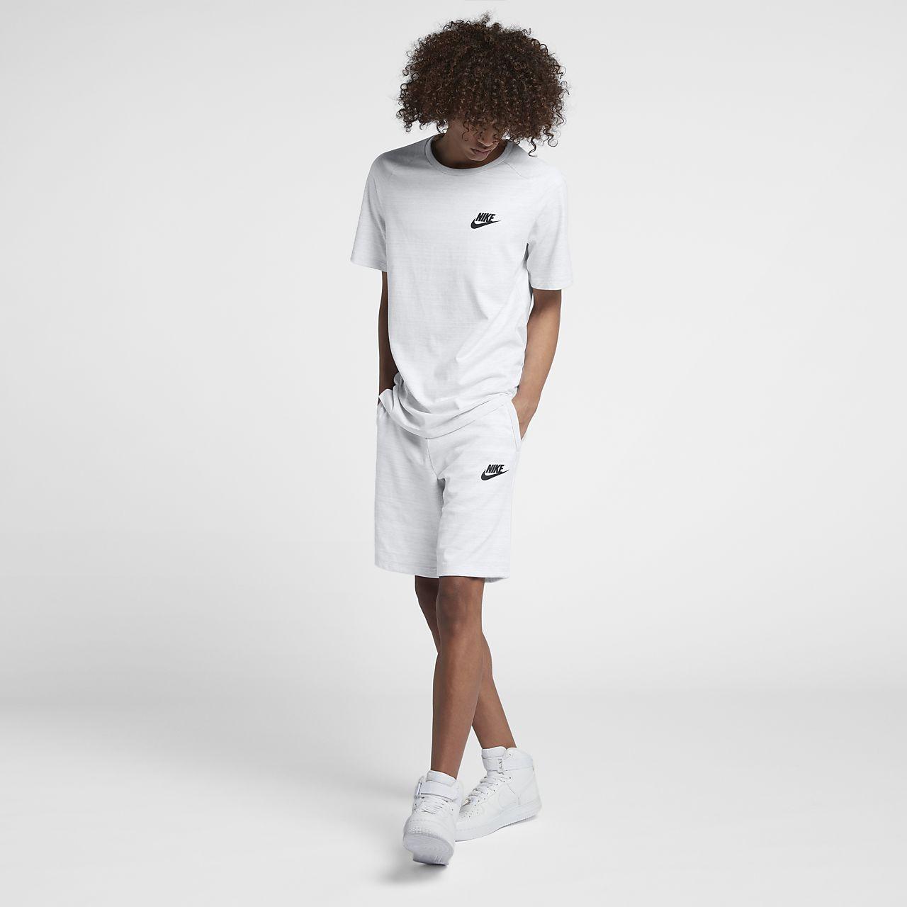 giacca in maglia nike sportswear advance 15 uomo