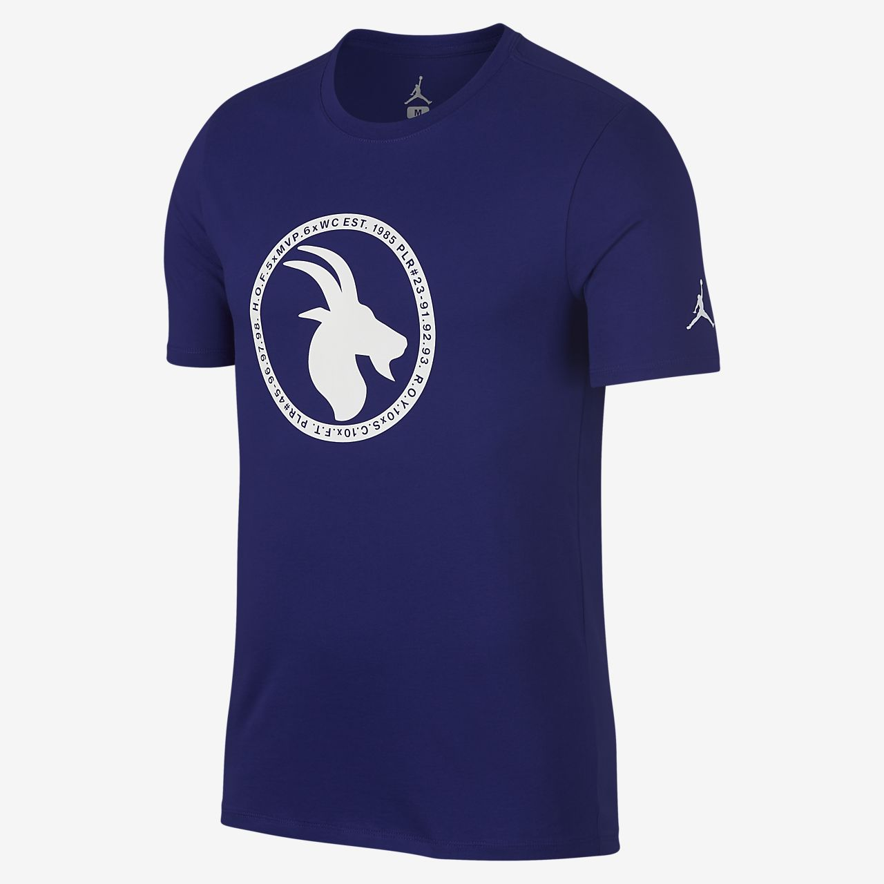 Playera para hombre Jordan Sportswear Greatest Logo