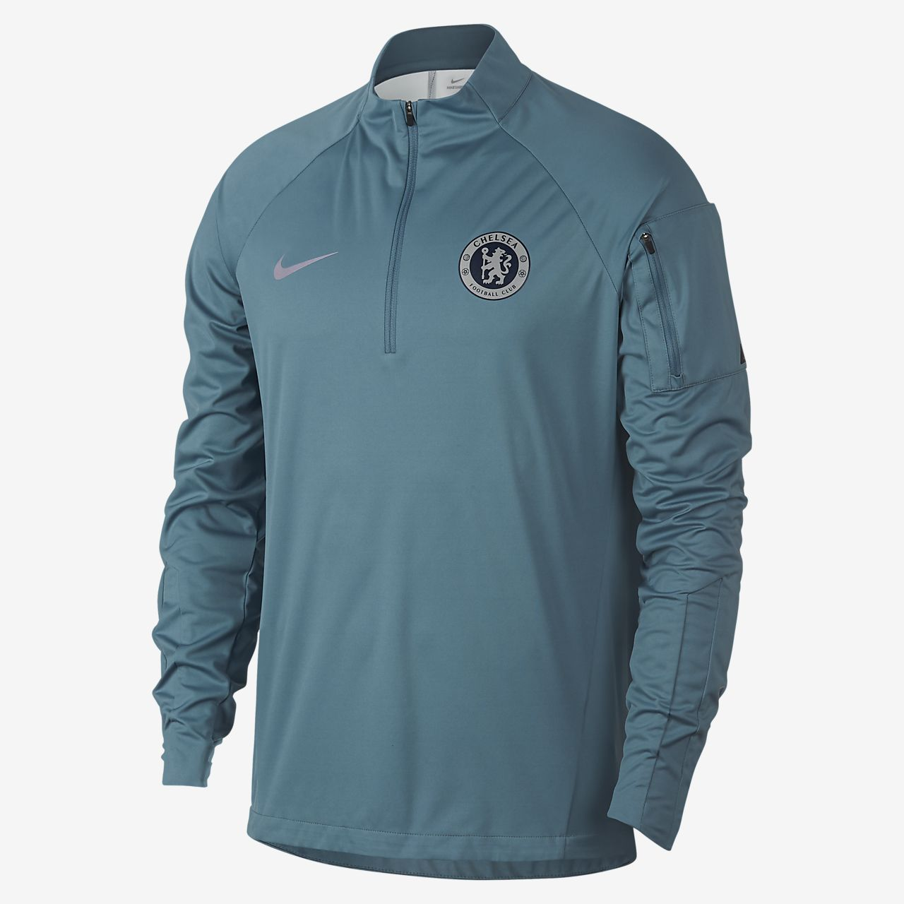 cd78d3994 Chelsea FC Shield Squad Men s Football Drill Top. Nike.com HR