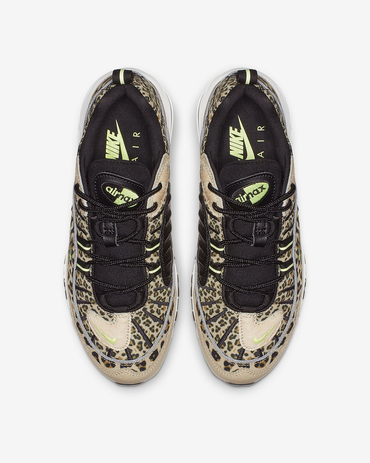 detailing a1226 657a1 ... Nike Air Max 98 Premium Animal Womens Shoe