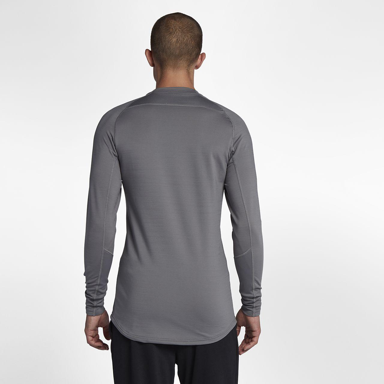 ee9d1b3edb6 Nike Pro Warm Men s Long-Sleeve Training Top. Nike.com NZ