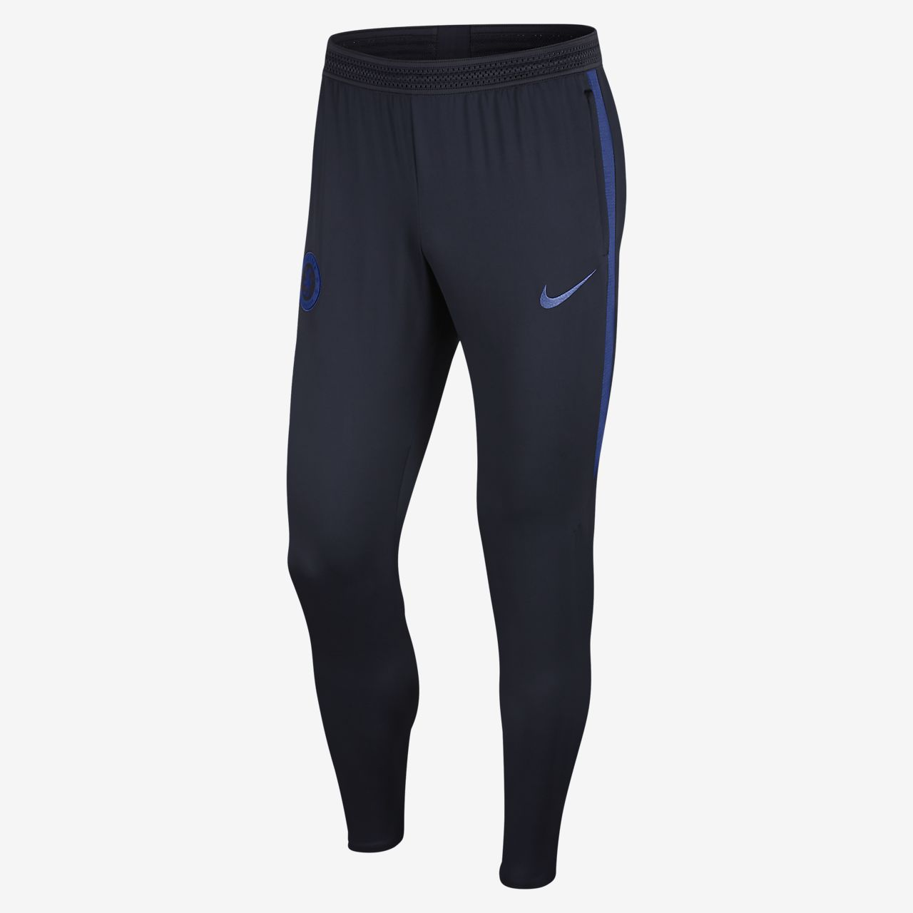Pantalones de fútbol para hombre Nike Dri-FIT Chelsea FC Strike