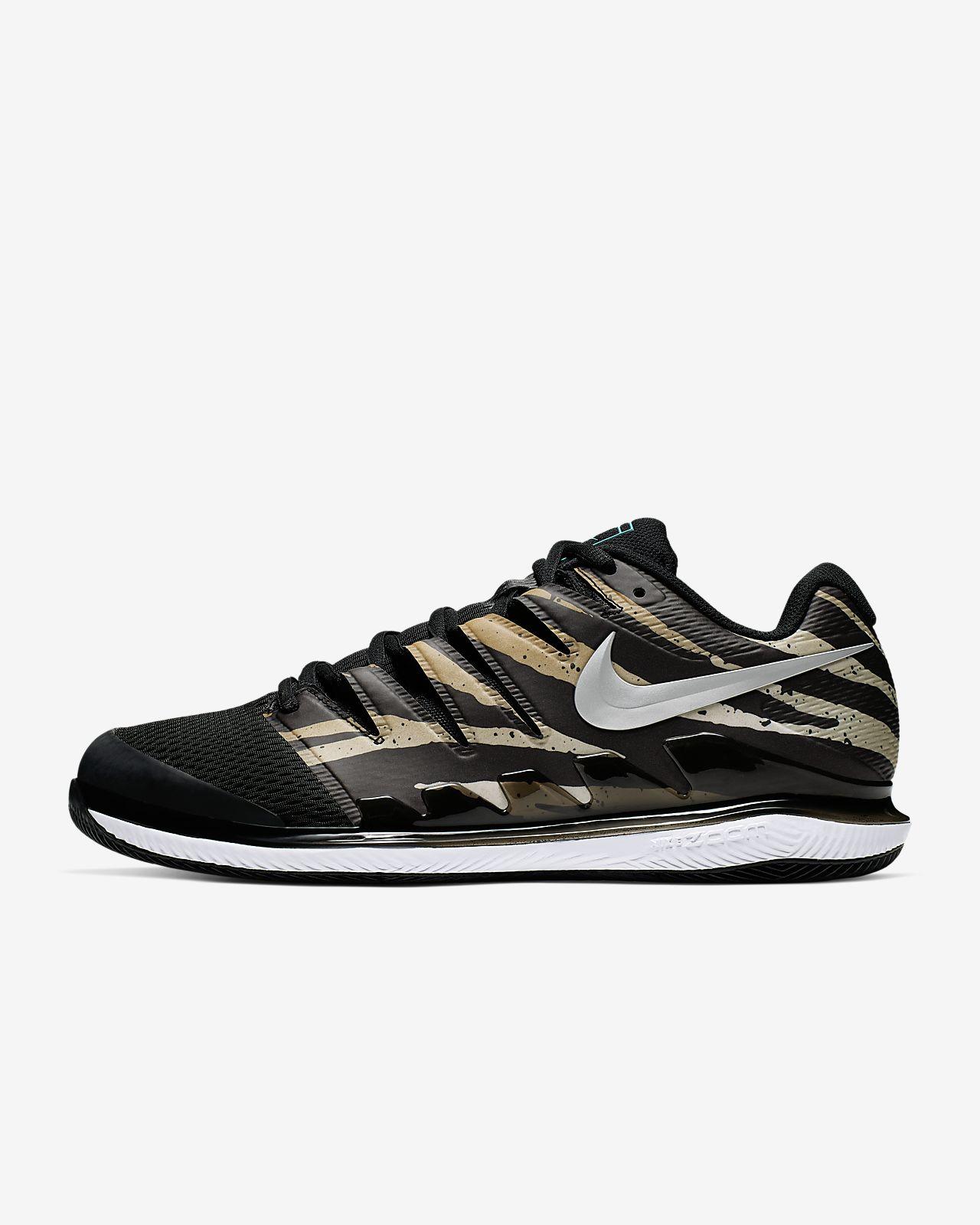 ee14a165933a ... Chaussure de tennis pour surface dure NikeCourt Air Zoom Vapor X pour  Homme