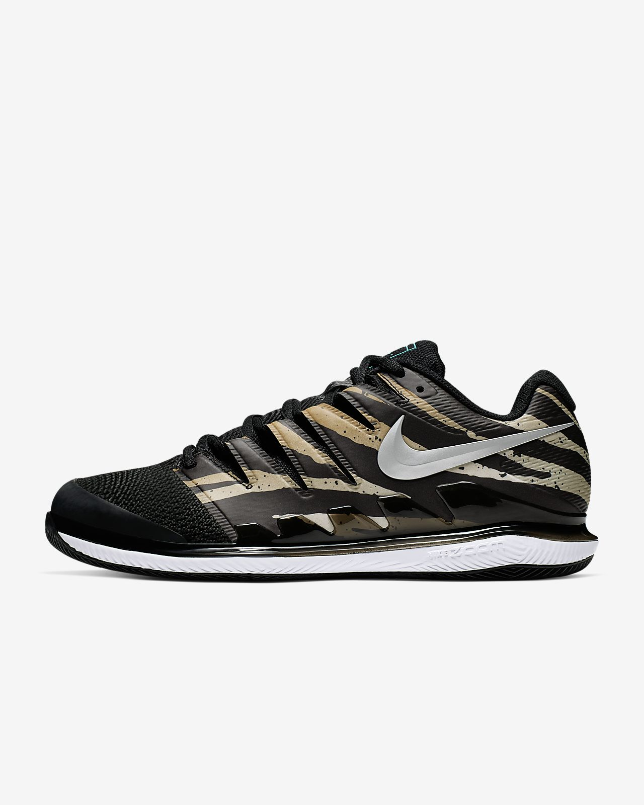 NikeCourt Air Zoom Vapor X tennissko til hard court til herre