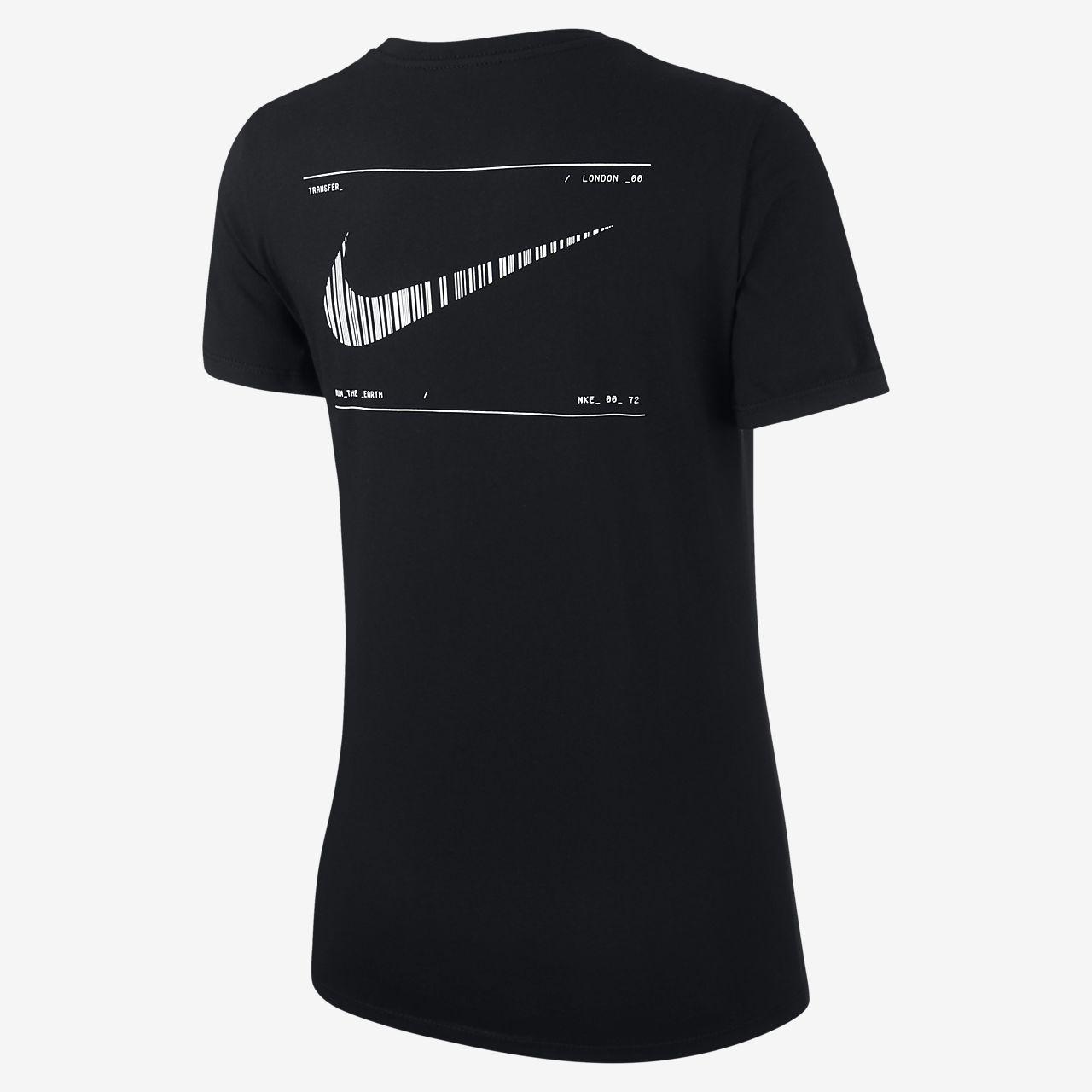 8386e42c Nike Dri-FIT (London) Women's Running T-Shirt. Nike.com GB