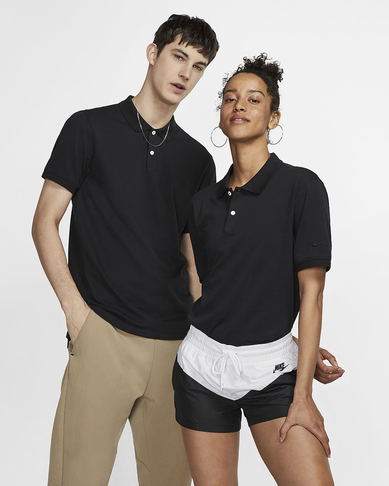 The Nike Polo (Without Orange Collar Label) Men's Slim-Fit Polo